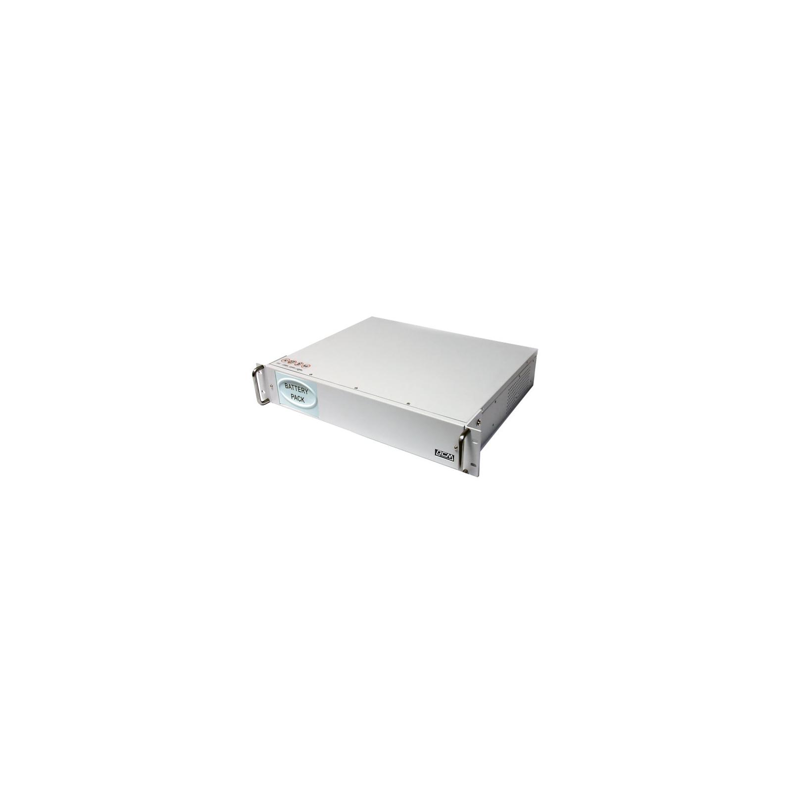 Источник бесперебойного питания Powercom SXL-1500A-LCD RM (RXL-1K5A-6GC-2440) изображение 3
