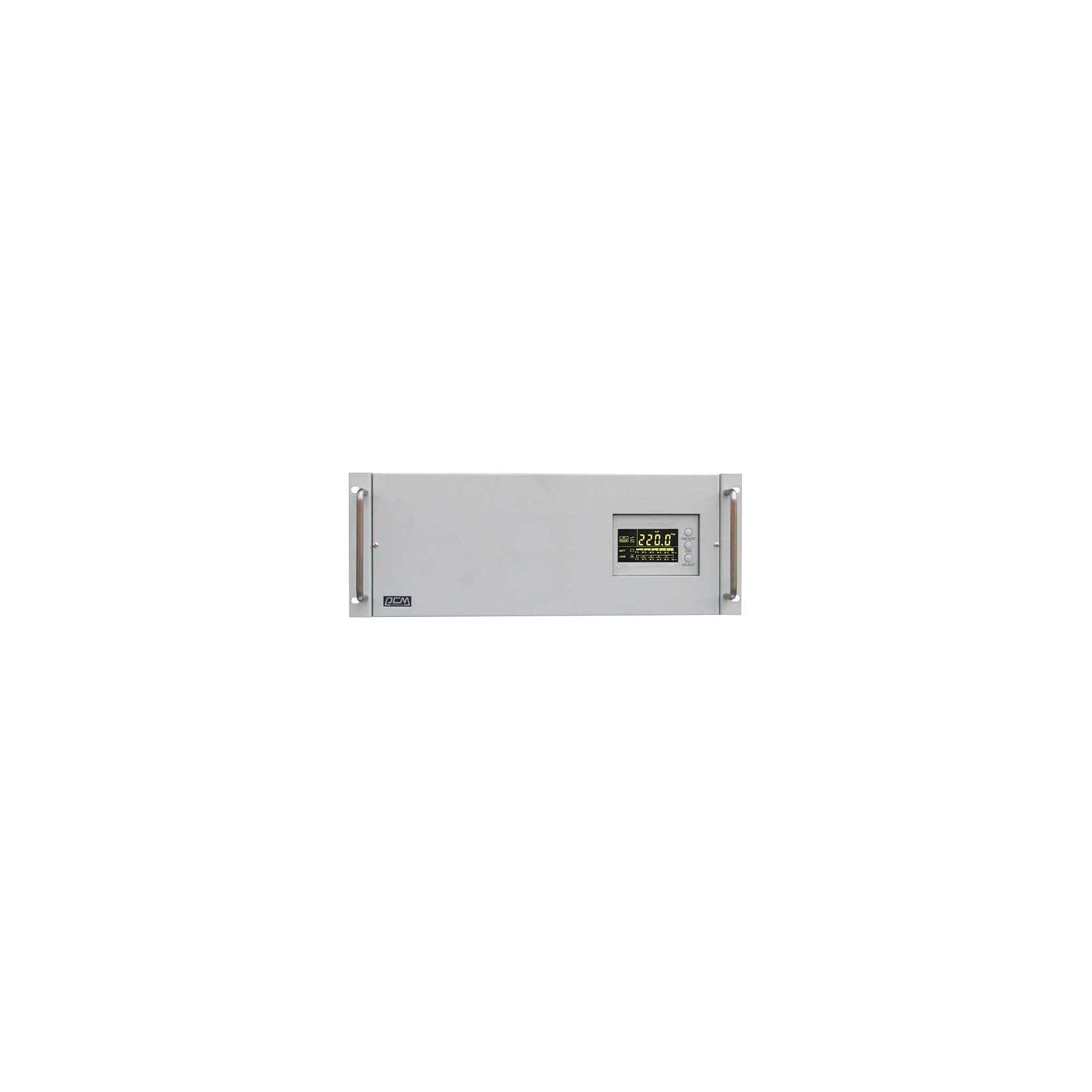 Источник бесперебойного питания Powercom SXL-1500A-LCD RM (RXL-1K5A-6GC-2440)