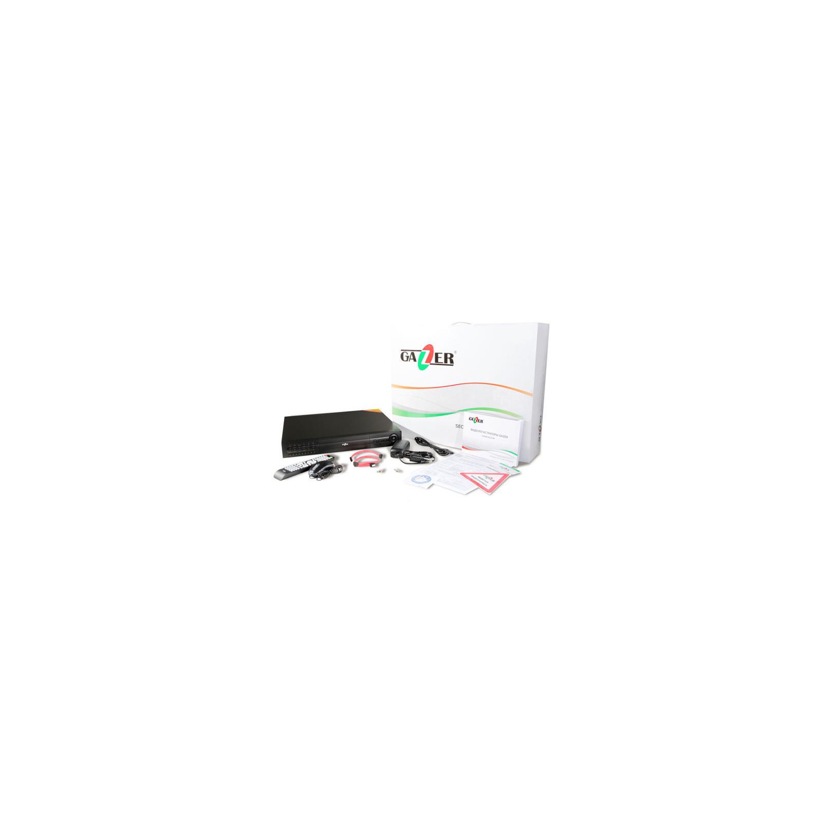 Регистратор для видеонаблюдения Gazer NS2216re изображение 8