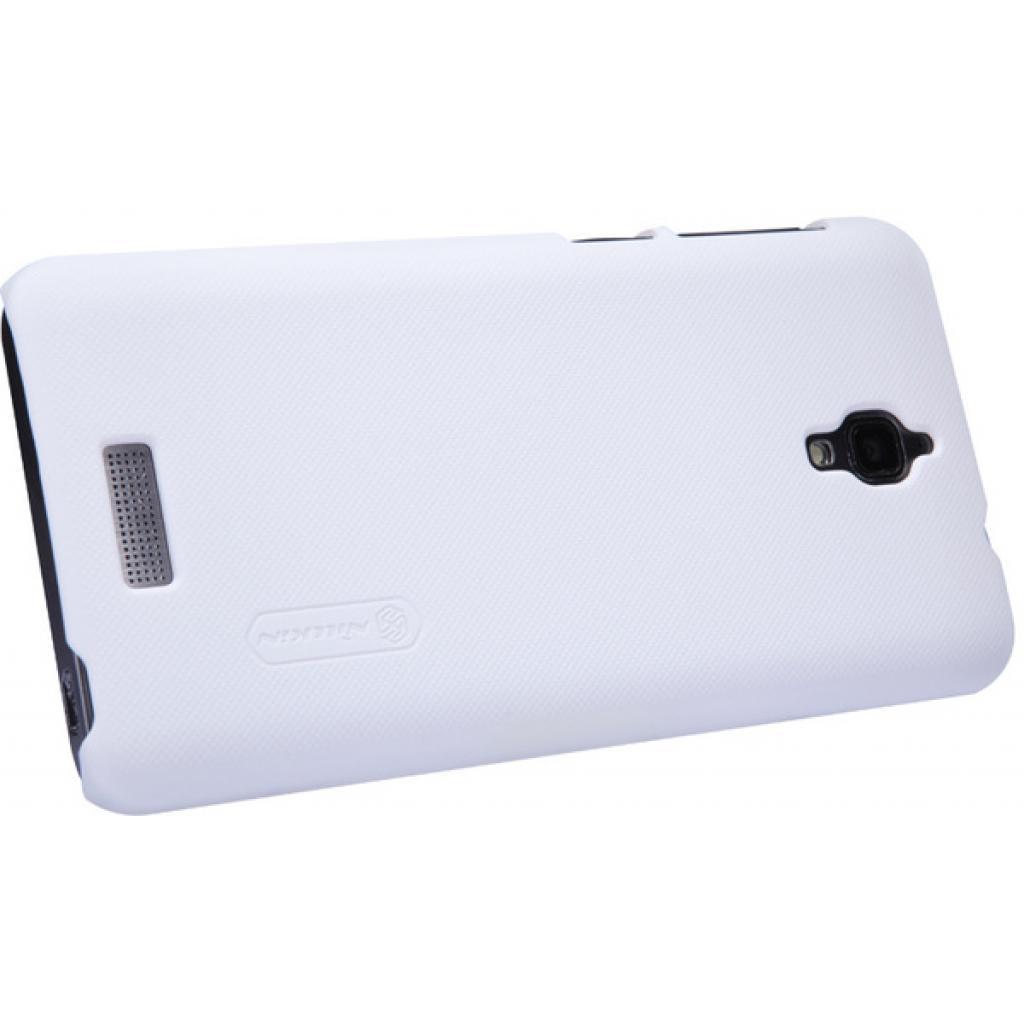 Чехол для моб. телефона NILLKIN для Lenovo S660 /Super Frosted Shield/White (6147137) изображение 2