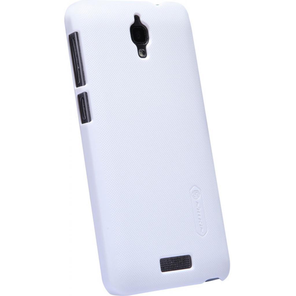 Чехол для моб. телефона NILLKIN для Lenovo S660 /Super Frosted Shield/White (6147137) изображение 3