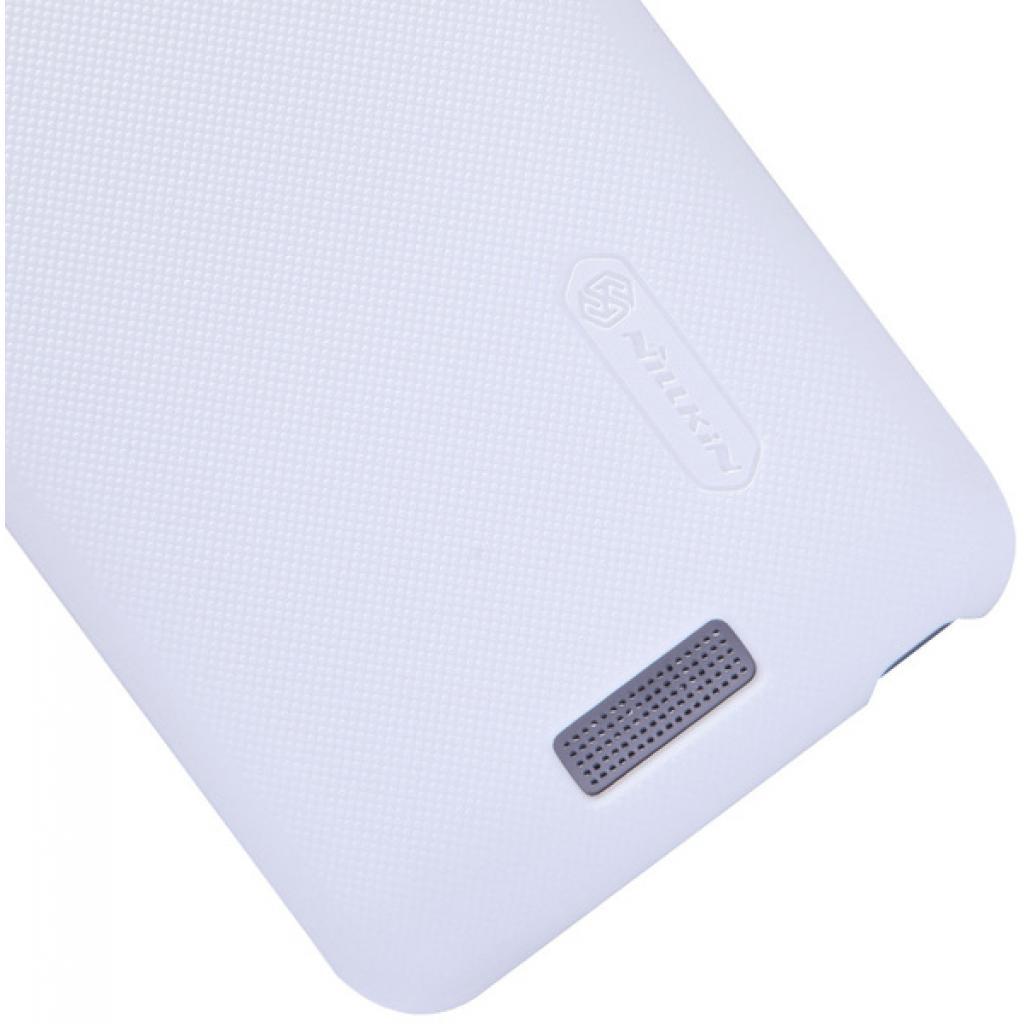 Чехол для моб. телефона NILLKIN для Lenovo S660 /Super Frosted Shield/White (6147137) изображение 4