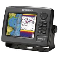 Эхолот Lowrance НDS-7 GEN2 Touch без датчиков (НDS-7 GEN2 Touch)