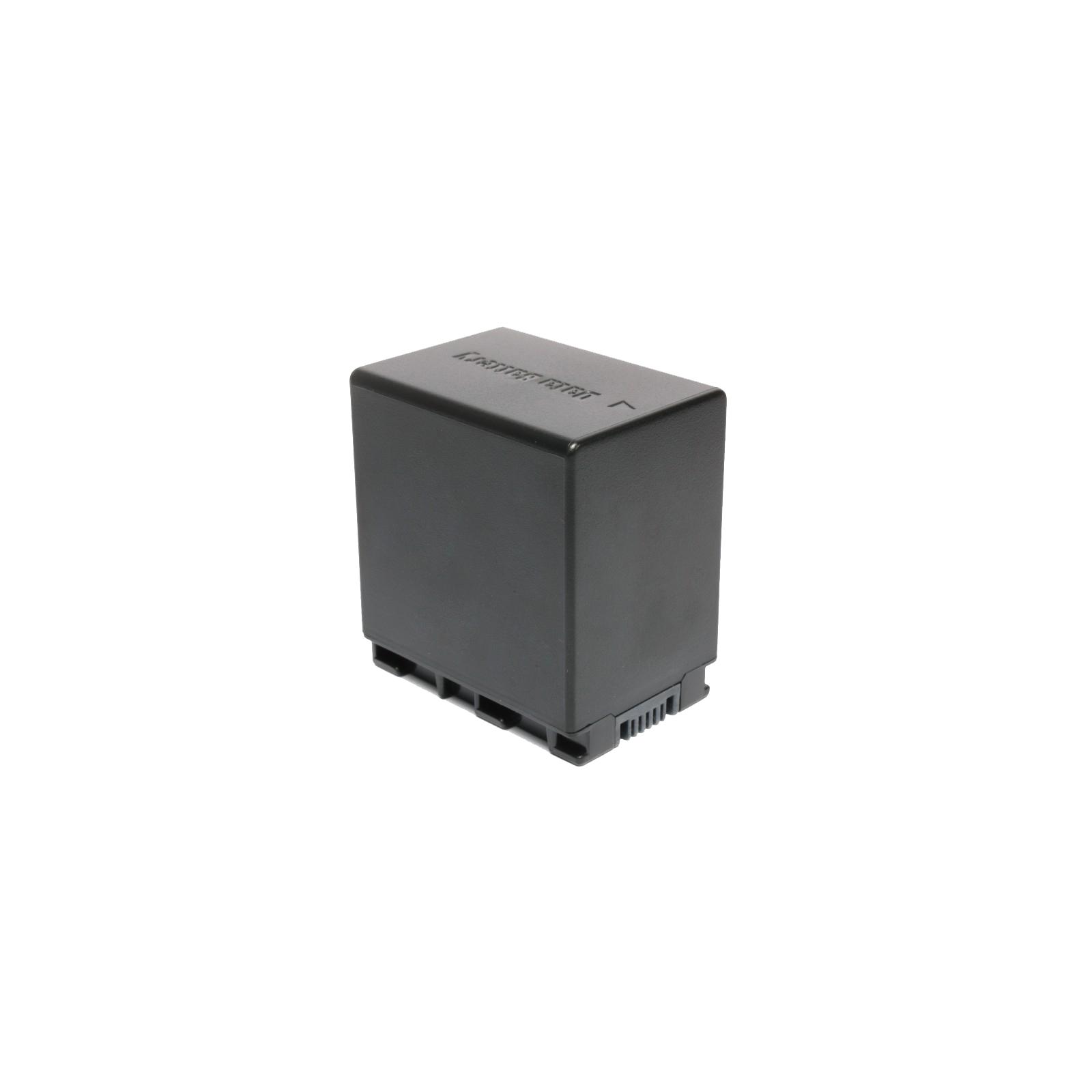 Аккумулятор к фото/видео EXTRADIGITAL JVC BN-VG138 (chip) (BDJ1312) изображение 3