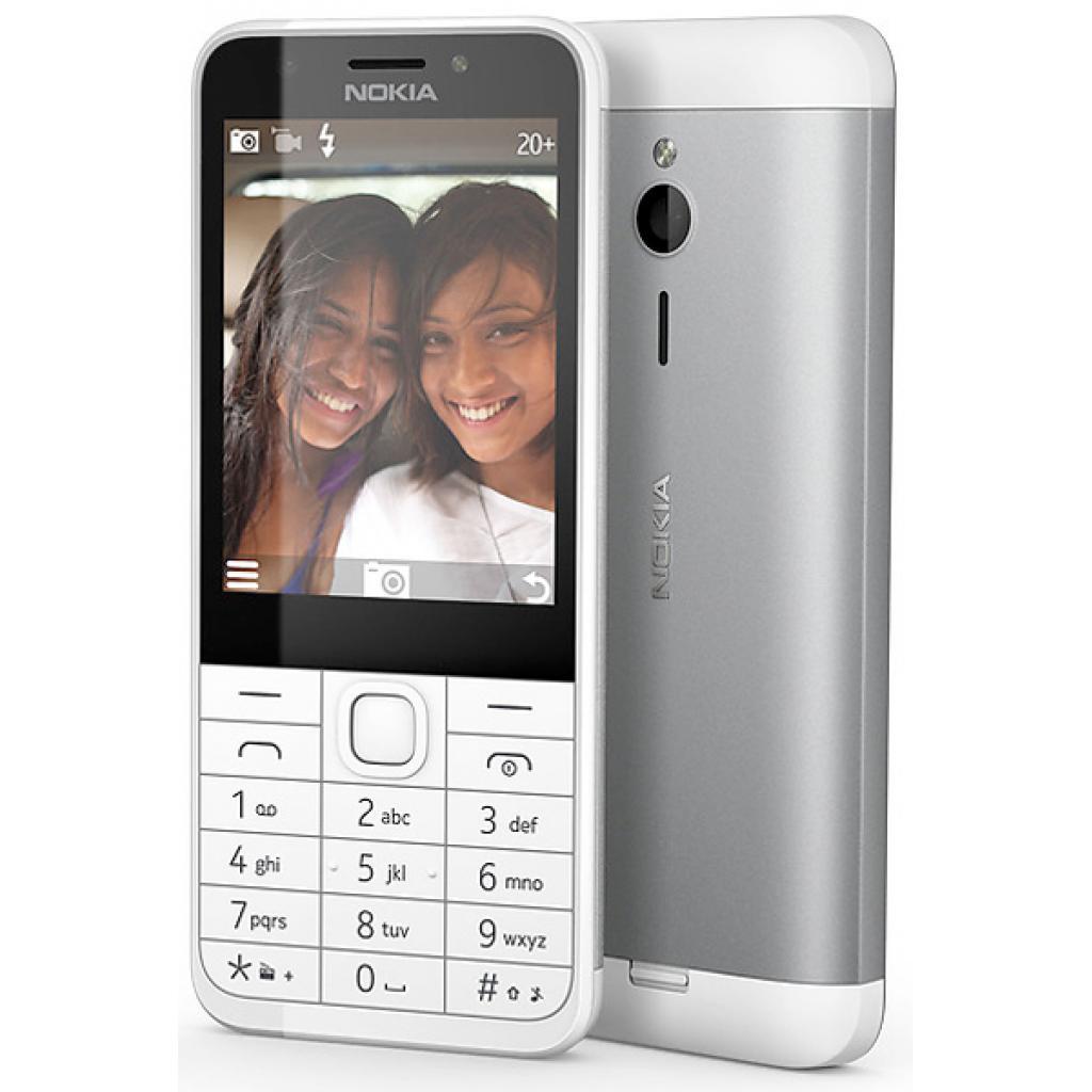 Мобильный телефон Nokia 230 Dual Silver (A00026972) изображение 4