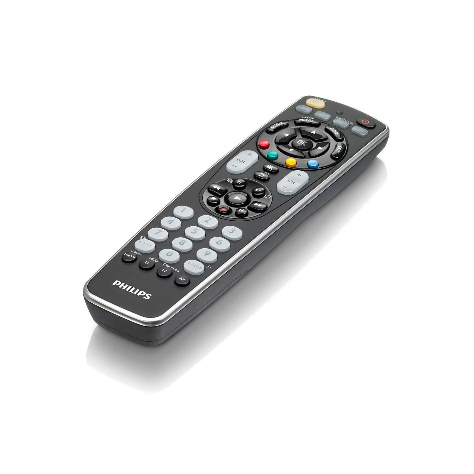 Пульт ДУ для телевизора PHILIPS SRP5004 (SRP5004/53) изображение 5