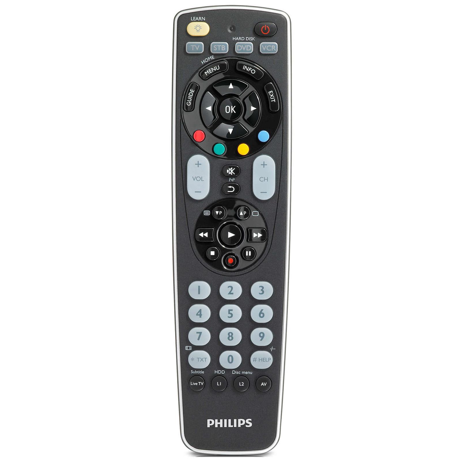 Пульт ДУ для телевизора PHILIPS SRP5004 (SRP5004/53)
