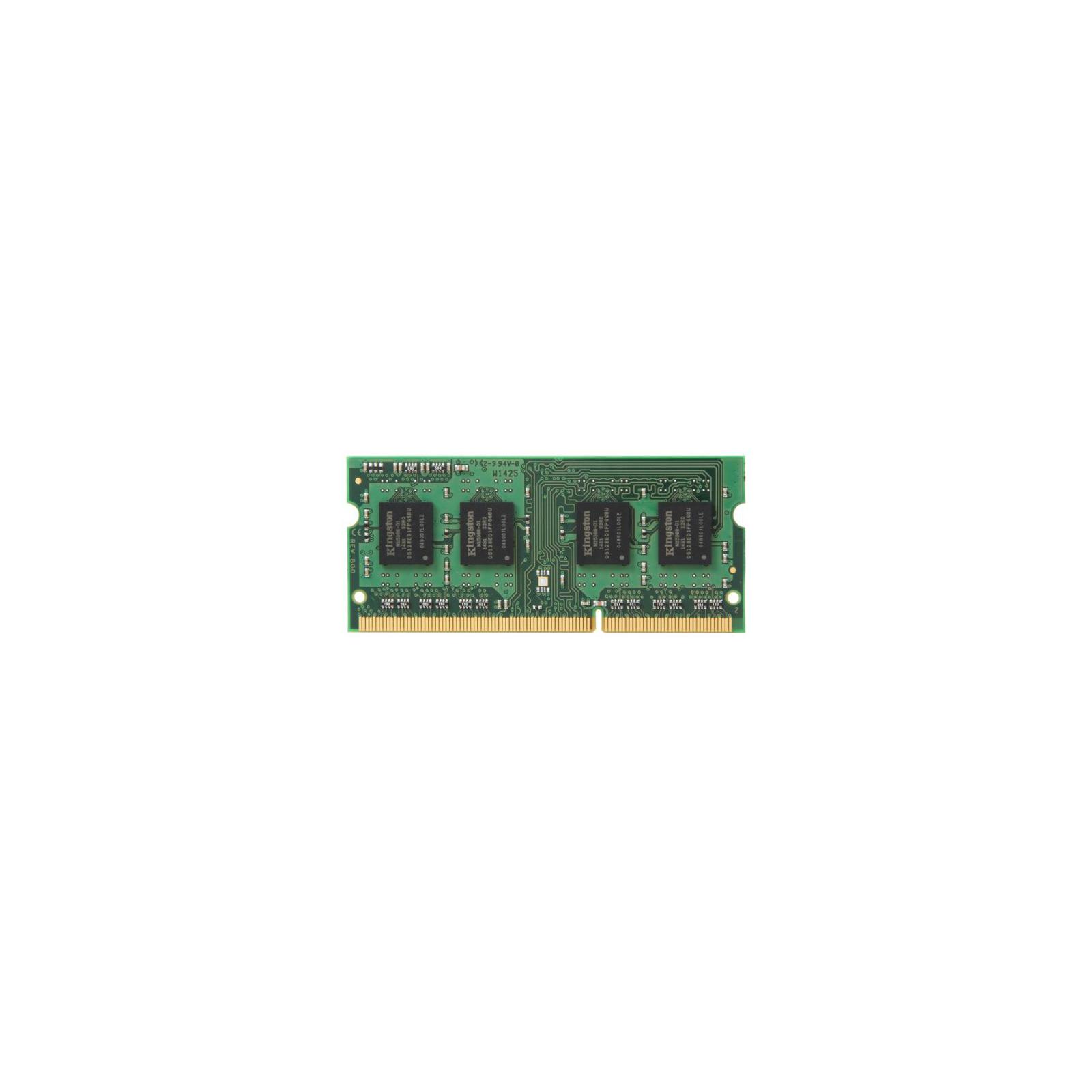 Модуль памяти для ноутбука SoDIMM DDR3 4GB 1600 MHz Kingston (KTD-L3CL/4G) изображение 2