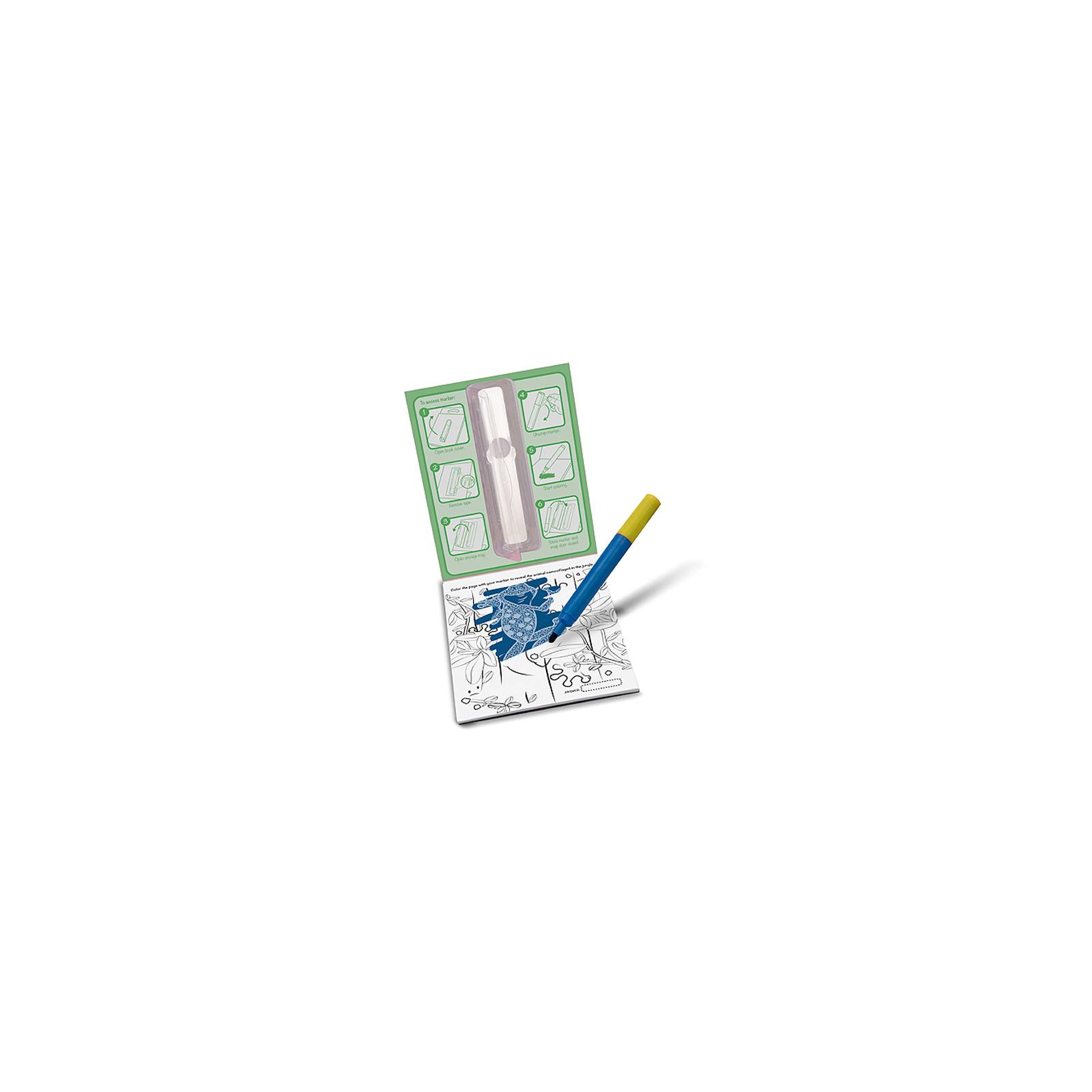 Набор для творчества Melissa&Doug Раскраска-сюрпризДжунгли (MD5287) изображение 2