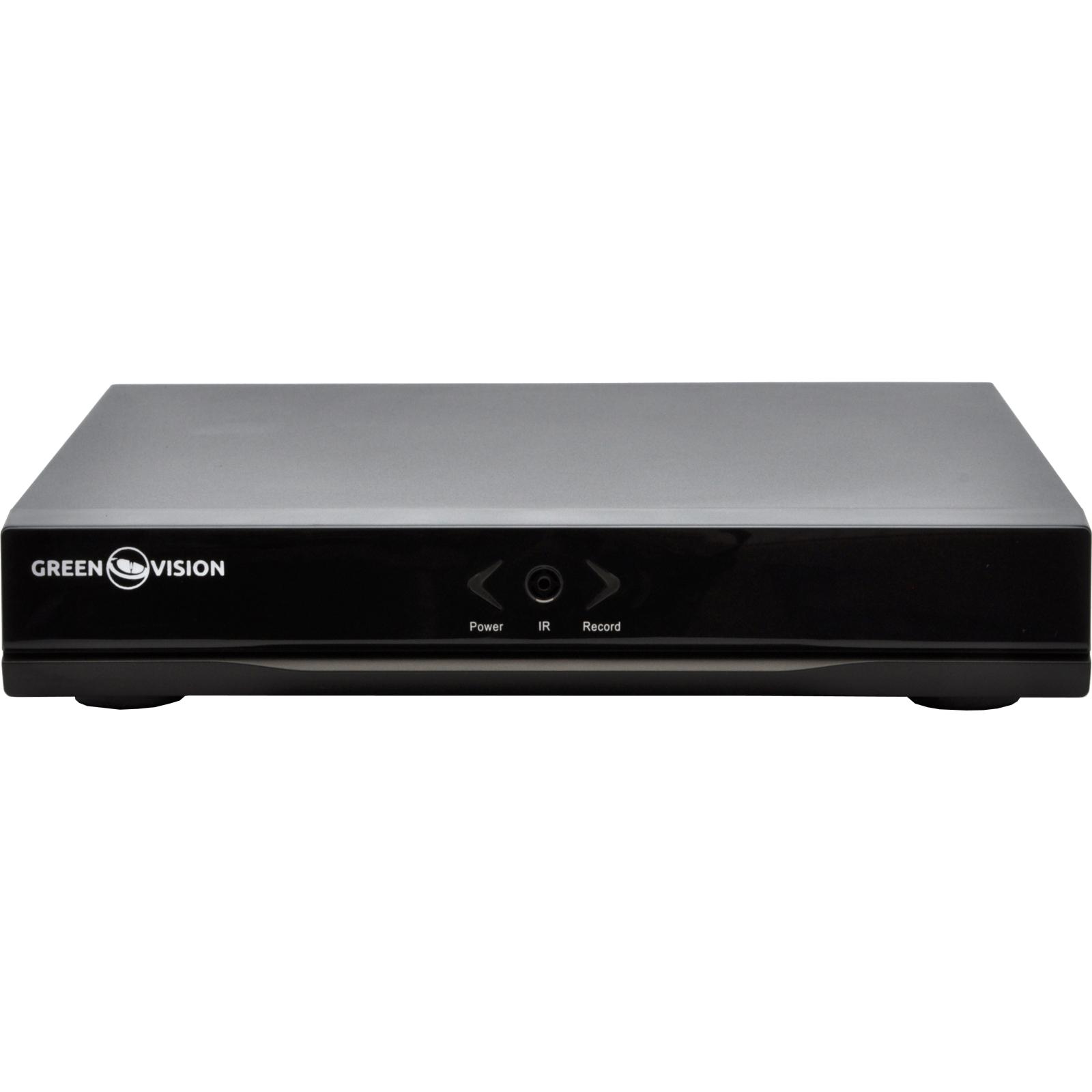 Регистратор для видеонаблюдения GreenVision AHD GV-A-S 030/04 (4237) изображение 2
