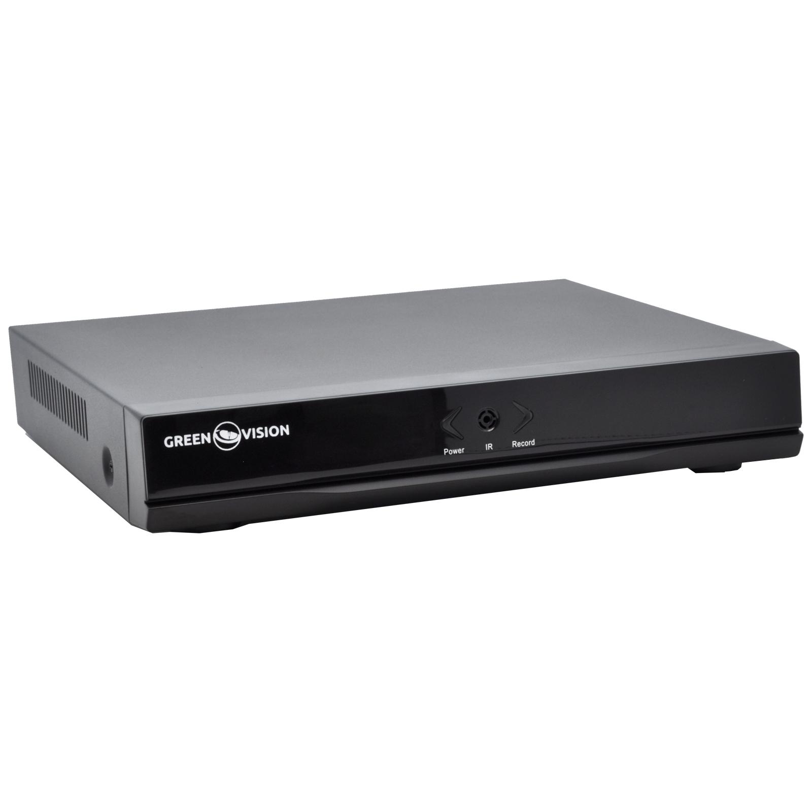 Регистратор для видеонаблюдения GreenVision AHD GV-A-S 030/04 (4237) изображение 3