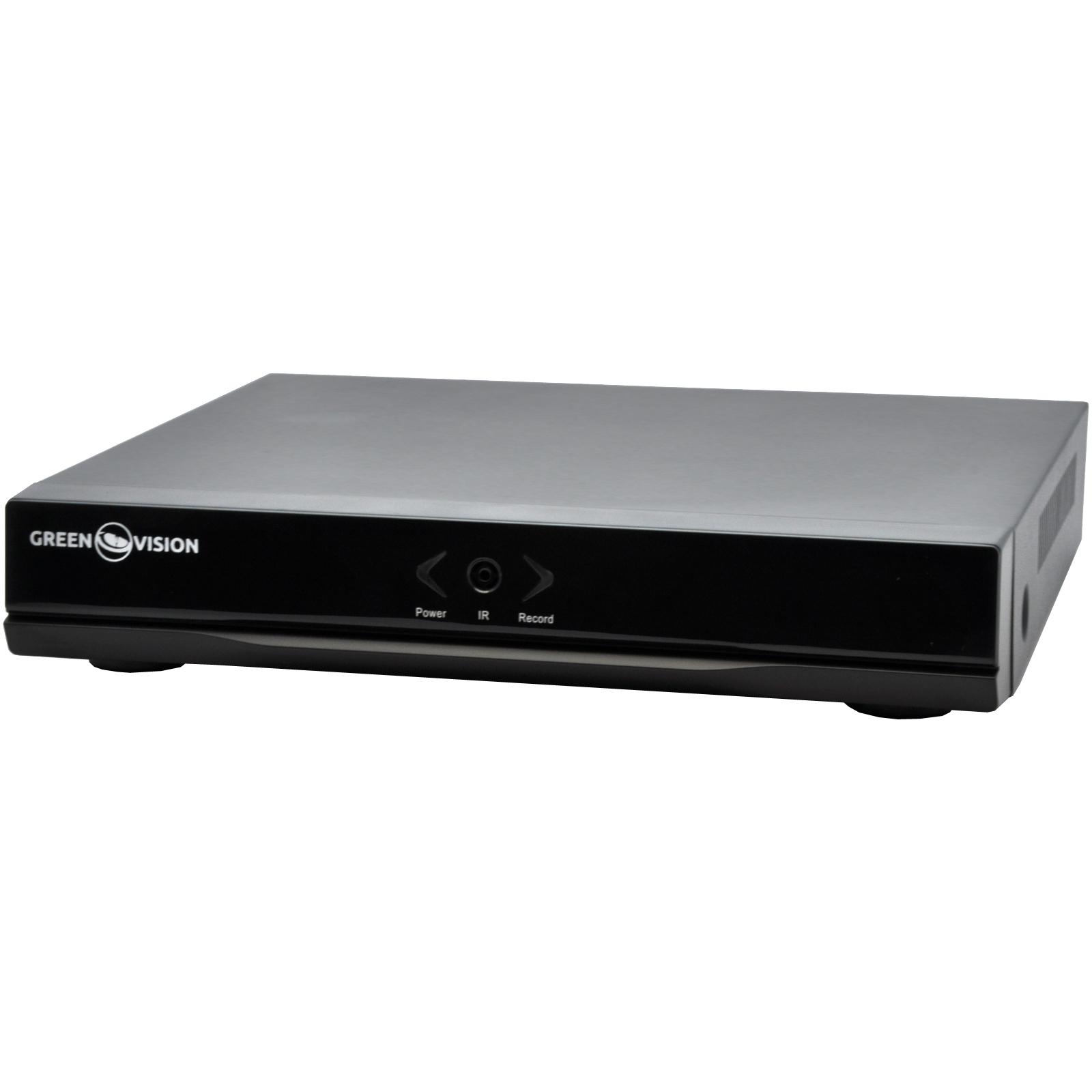 Регистратор для видеонаблюдения GreenVision AHD GV-A-S 030/04 (4237)