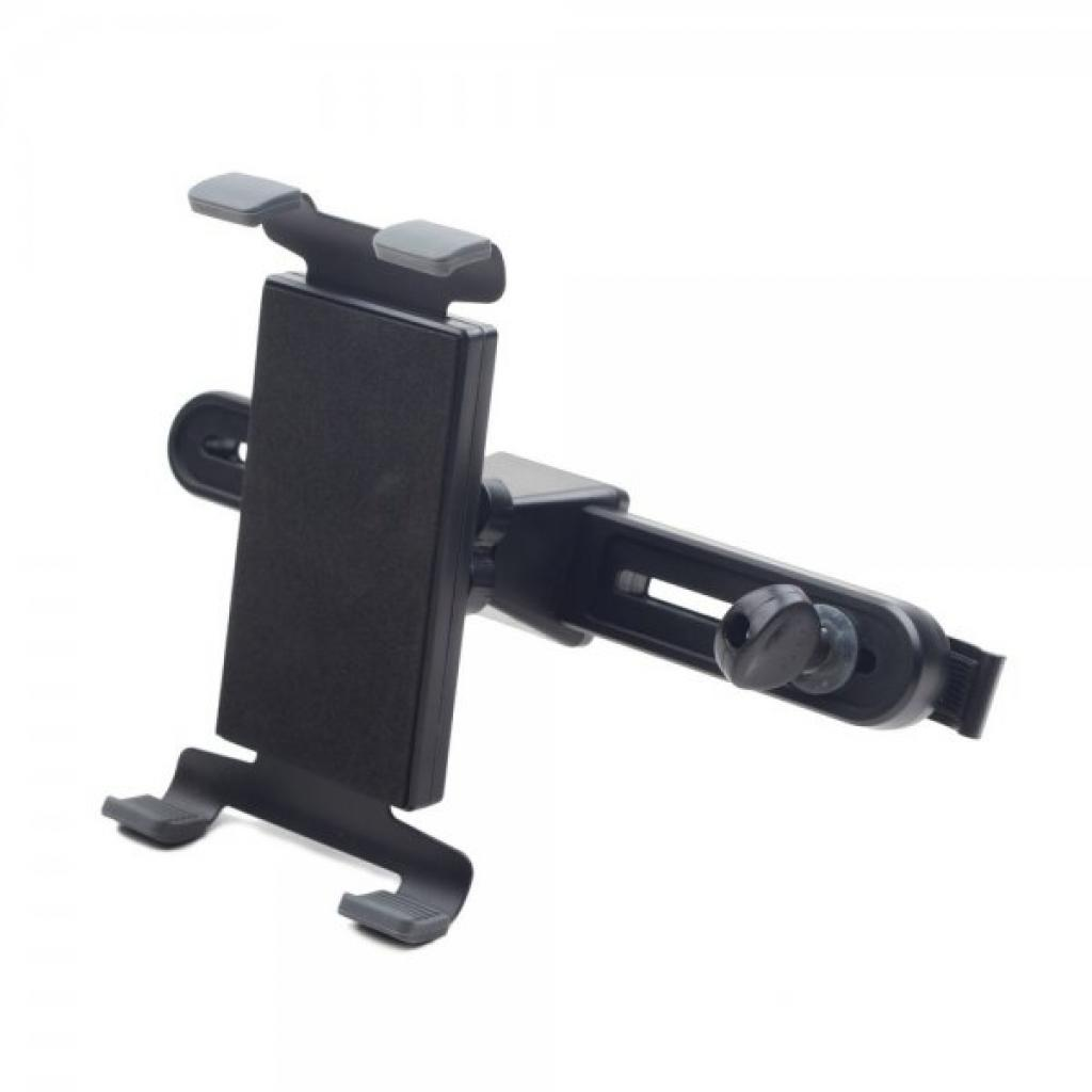 Универсальный автодержатель GEMBIRD для планшета, крепление к подголовнику (TA-CHHR-01)