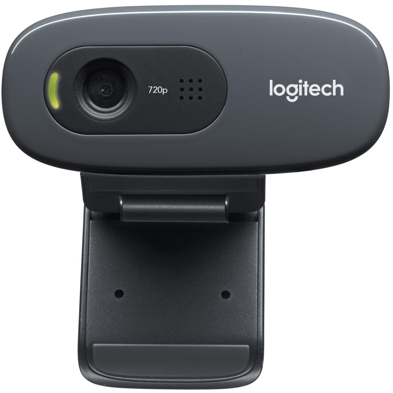 Веб-камера Logitech Webcam C270 HD (960-001063) изображение 3