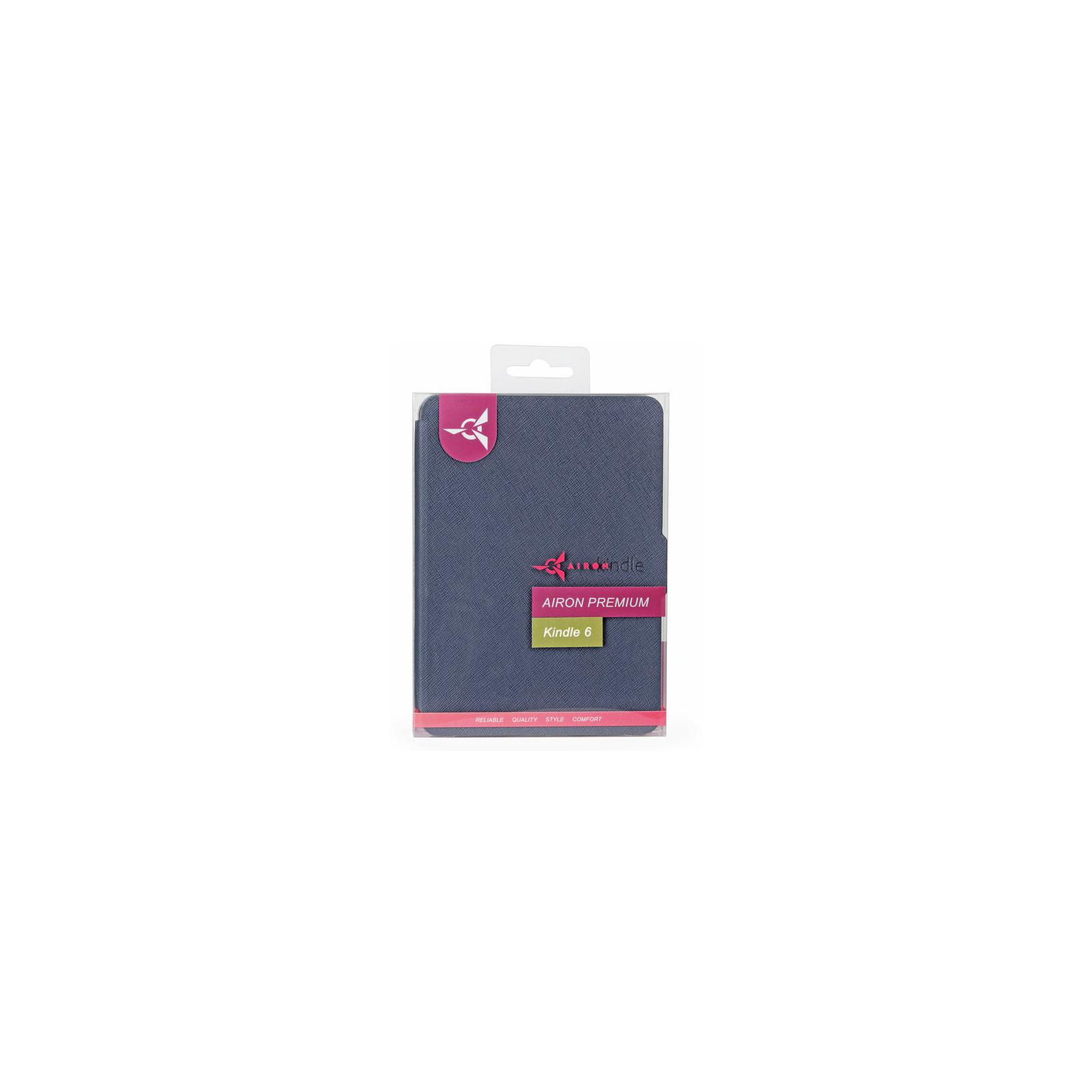 Чехол для электронной книги AirOn для Amazon Kindle 6 blue (4822356754493) изображение 6