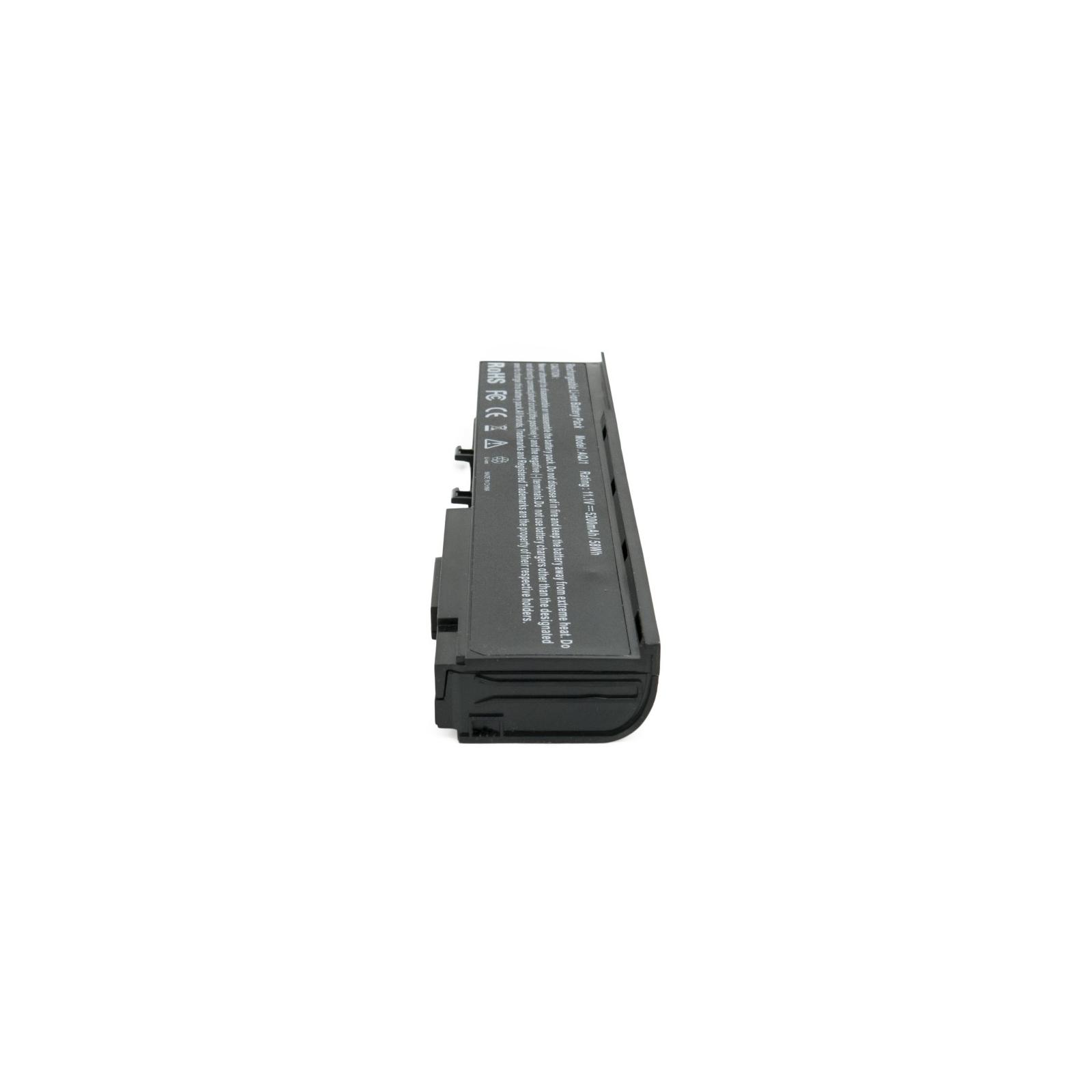 Аккумулятор для ноутбука Acer Aspire 5550 (BTP-AQJ1) 5200 mAh EXTRADIGITAL (BNA3913) изображение 5