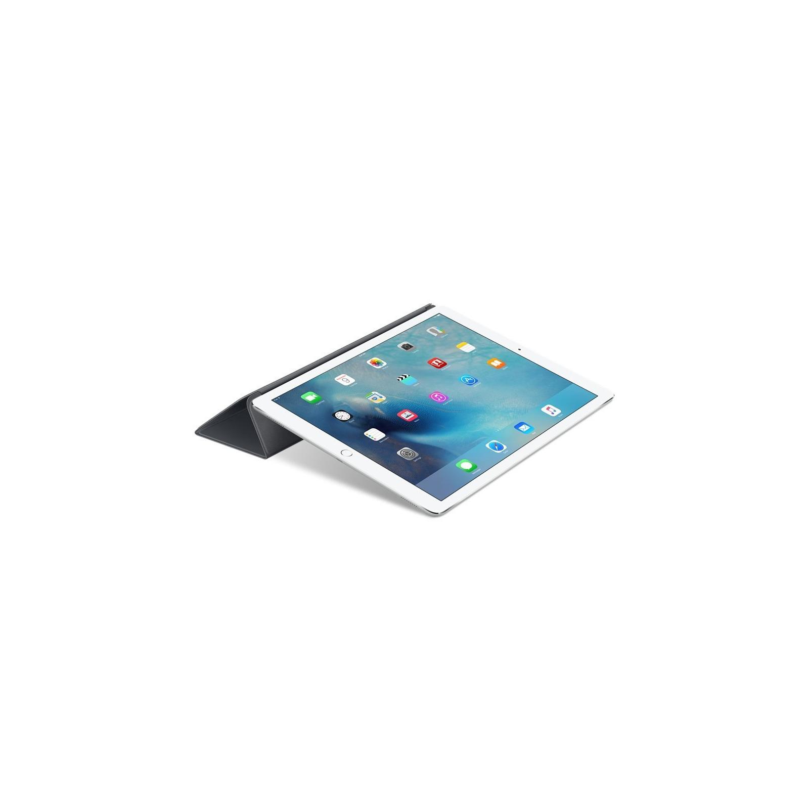 Чехол для планшета Apple Smart Cover для iPad Pro Charcoal Gray (MK0L2ZM/A) изображение 4