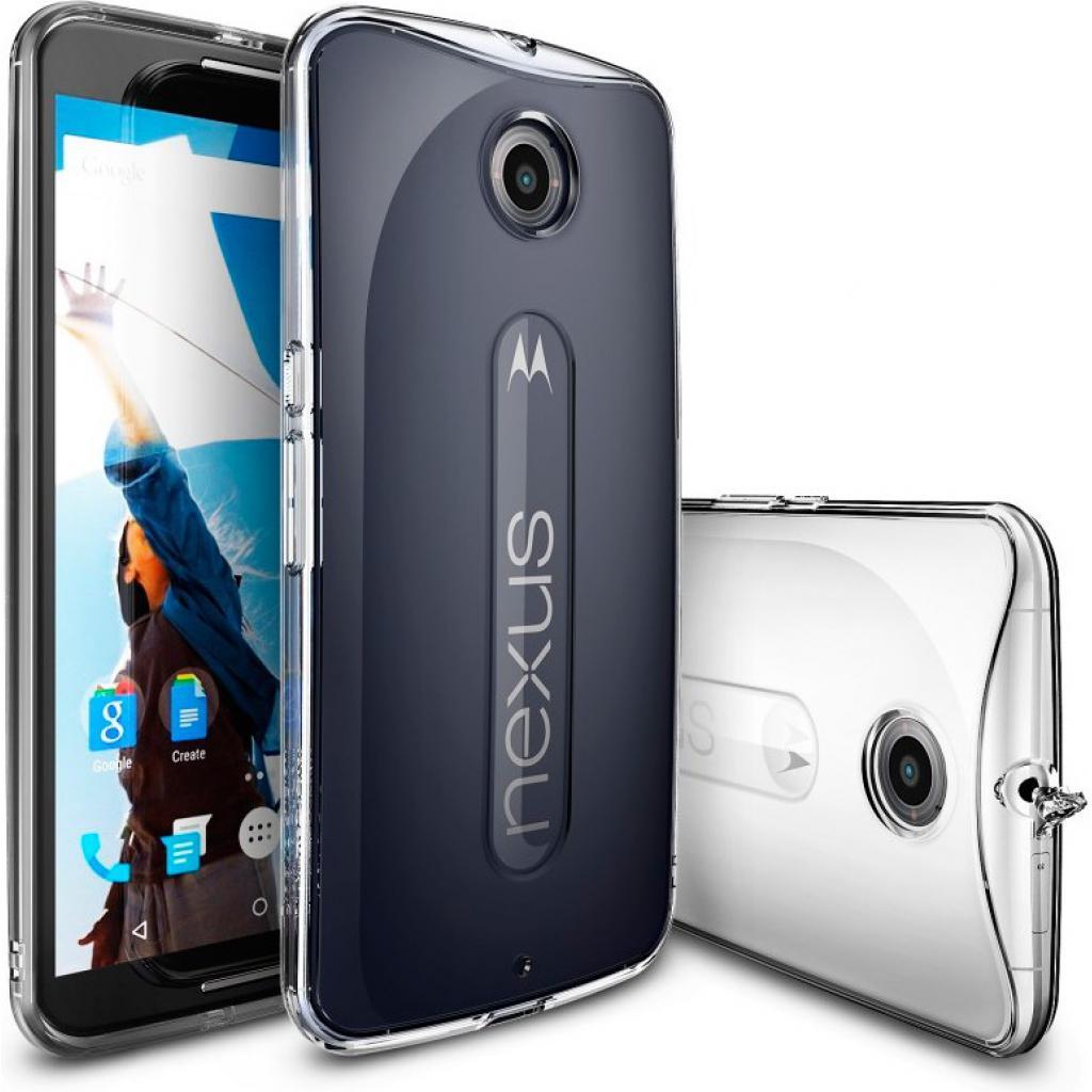 Чехол для моб. телефона Ringke Fusion для Motorola Nexus 6 (Crystal view) (550791)