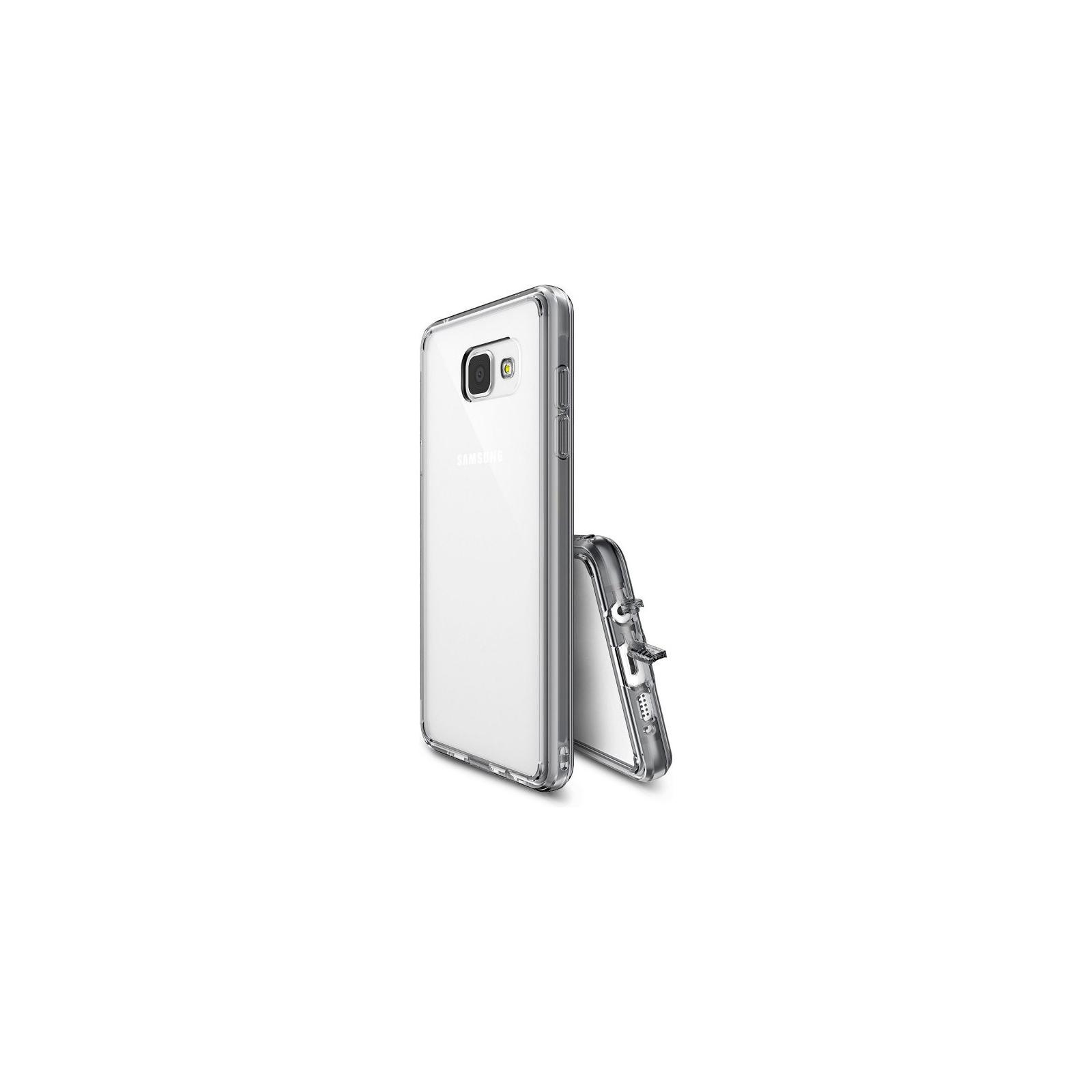 Чехол для моб. телефона Ringke Fusion для Samsung Galaxy A7 2016 Smoke Black (820002) изображение 2