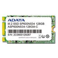 Накопитель SSD M.2 2242 128GB ADATA (ASP600NS34-128GM-C)