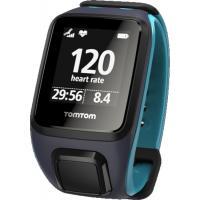 Фитнес браслет TomTom Runner 2 Cardio + Music Scu Blue L (1RFM.001.01)