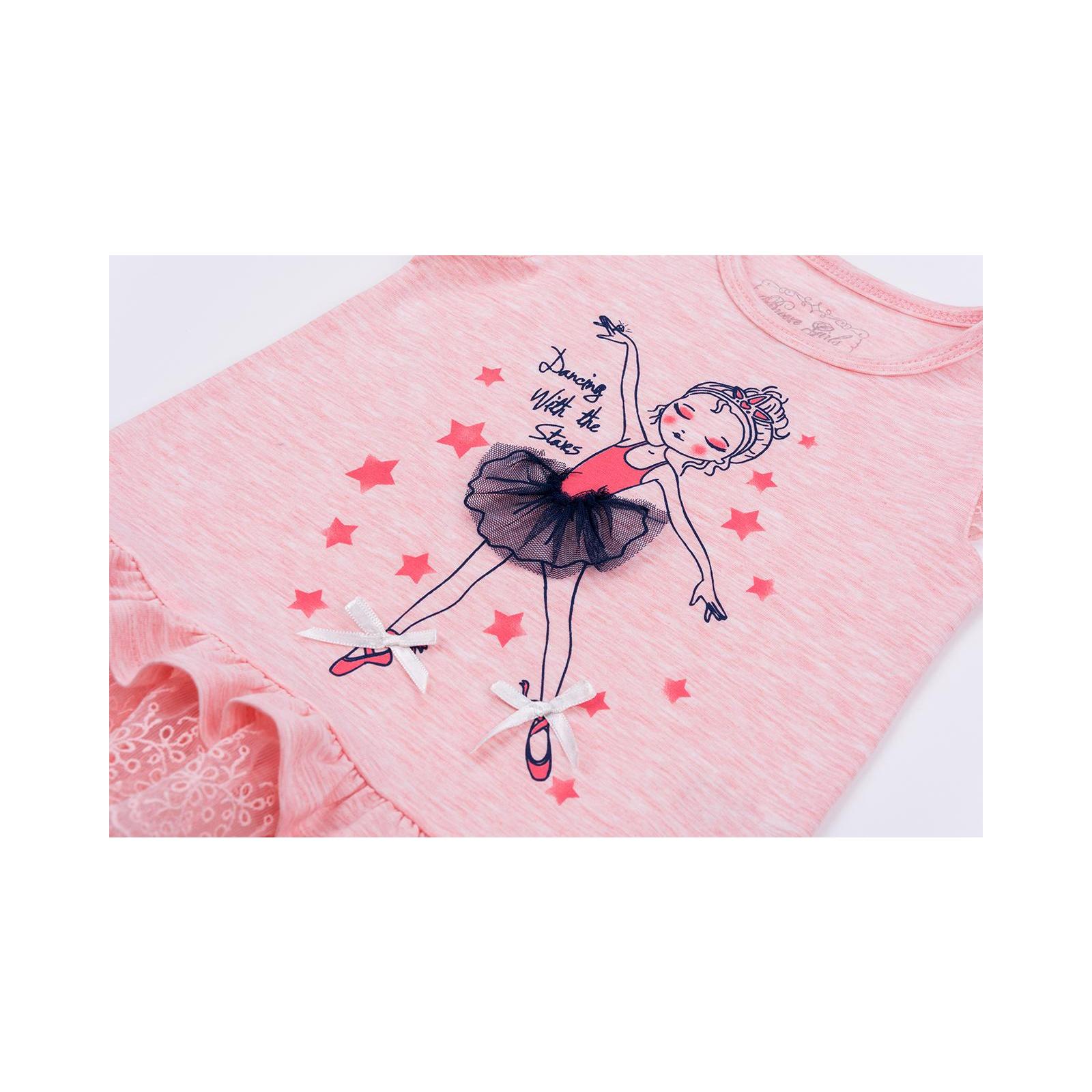 Платье с балеринкой Breeze (10735-104G-peach) изображение 5