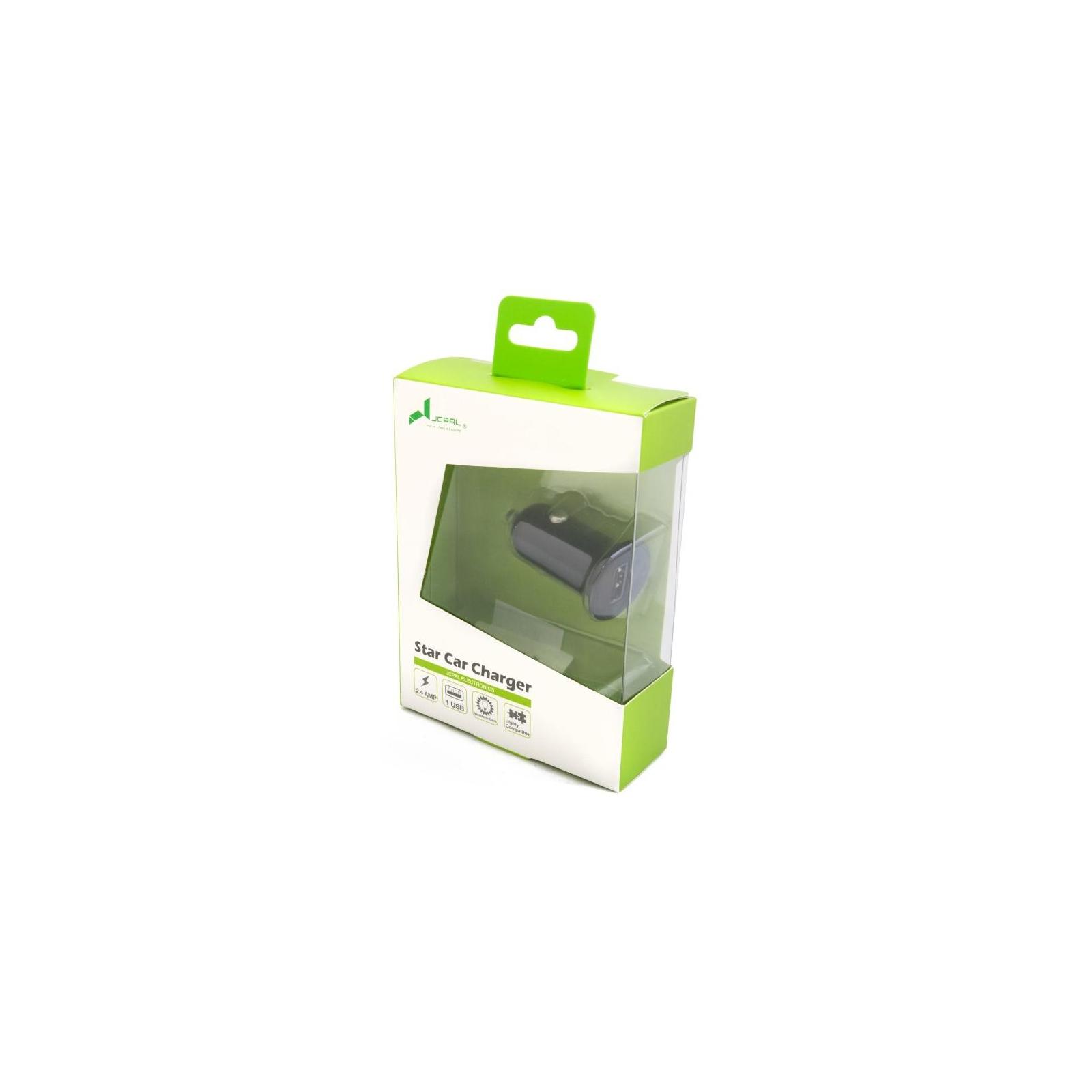 Зарядное устройство JCPAL Star 1*USB, 2.4A (JCP6005) изображение 6