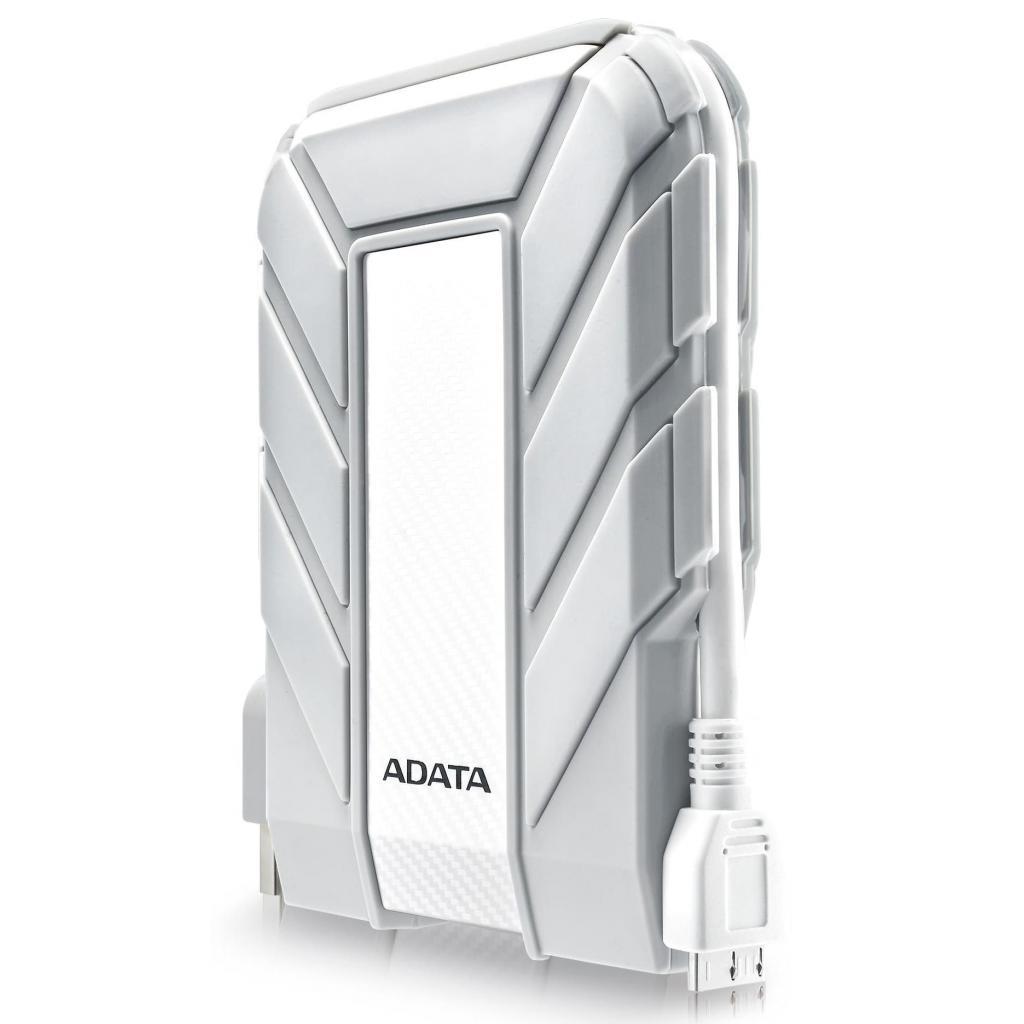 """Внешний жесткий диск 2.5"""" 1TB ADATA (AHD710AP-1TU31-CWH) изображение 2"""