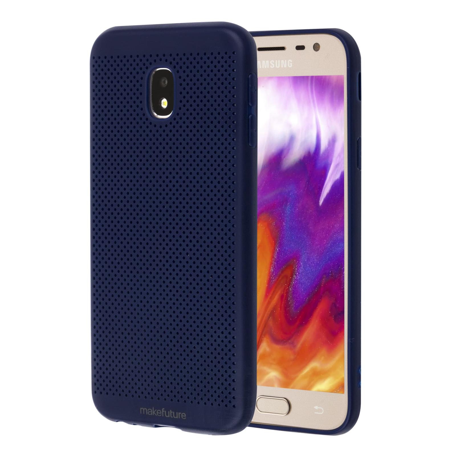 Чехол для моб. телефона MakeFuture Moon Case (TPU) для Samsung J3 2017 (J330) Blue (MCM-SJ330BL) изображение 2