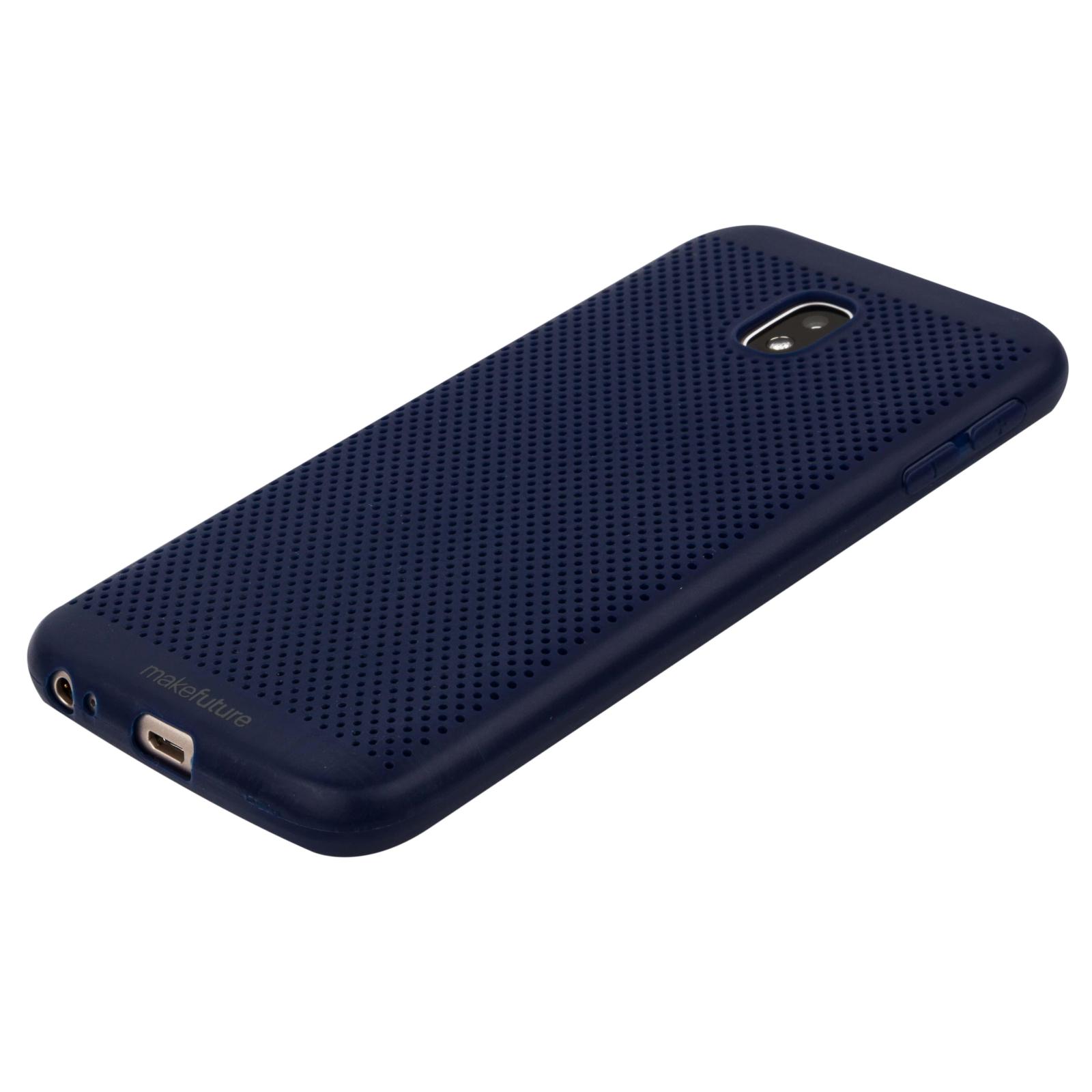 Чехол для моб. телефона MakeFuture Moon Case (TPU) для Samsung J3 2017 (J330) Blue (MCM-SJ330BL) изображение 3