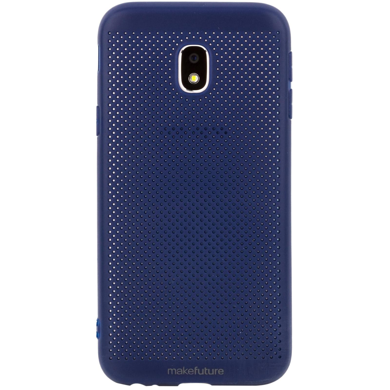 Чехол для моб. телефона MakeFuture Moon Case (TPU) для Samsung J3 2017 (J330) Blue (MCM-SJ330BL)