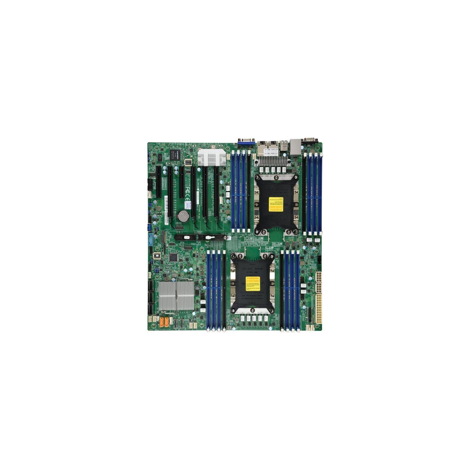 Серверная МП Supermicro X11DPI-N