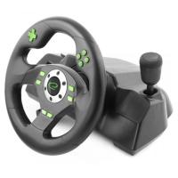Руль Esperanza PC/PS3 Black-Green (EGW101)