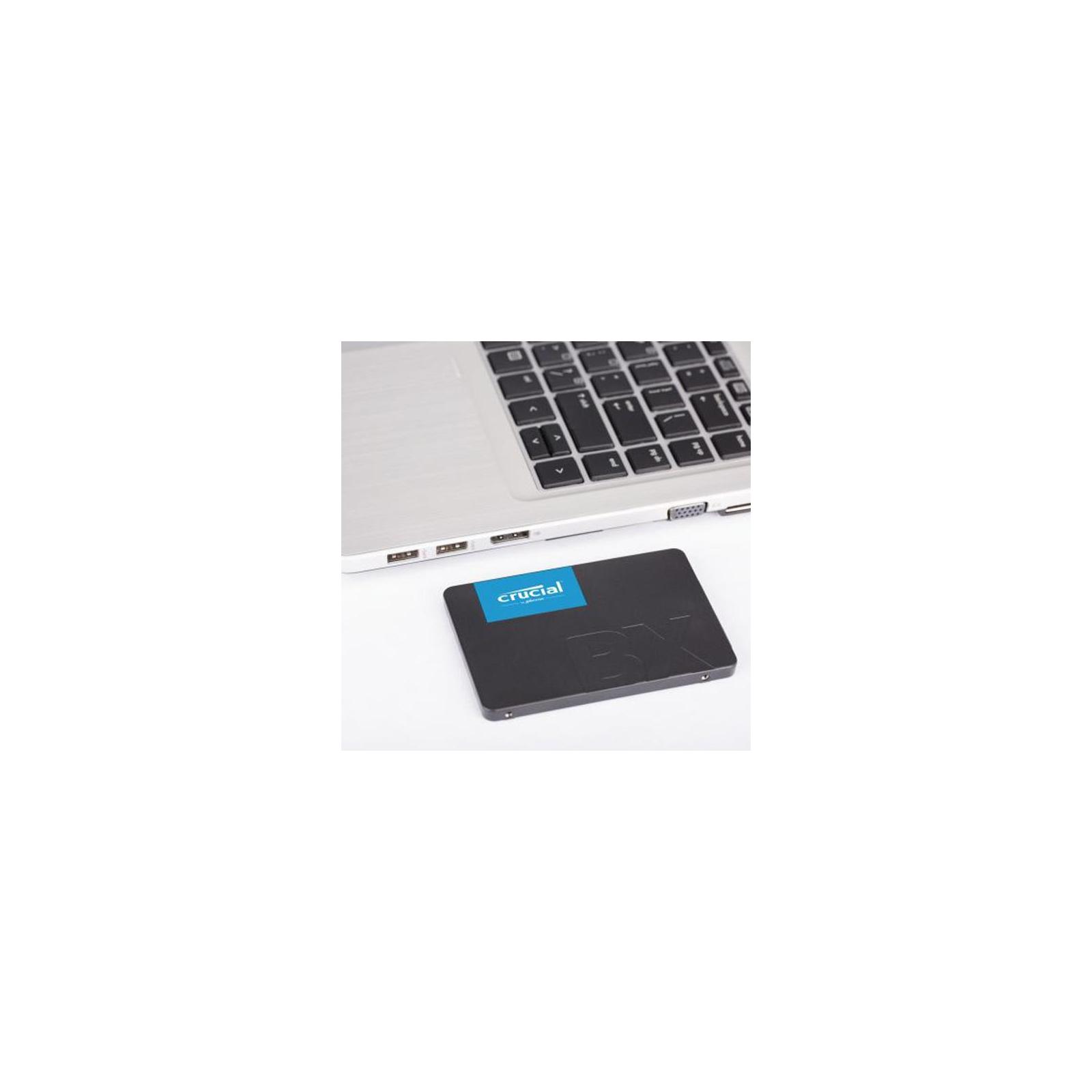 """Накопитель SSD 2.5"""" 120GB MICRON (CT120BX500SSD1) изображение 7"""