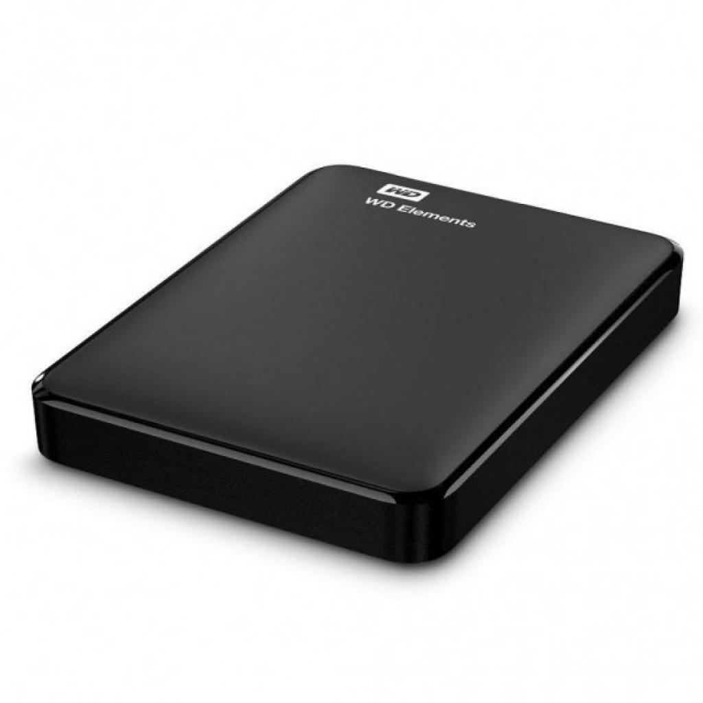 """Внешний жесткий диск 2.5"""" 500GB WD (WDBUZG5000ABK-WESN) изображение 3"""