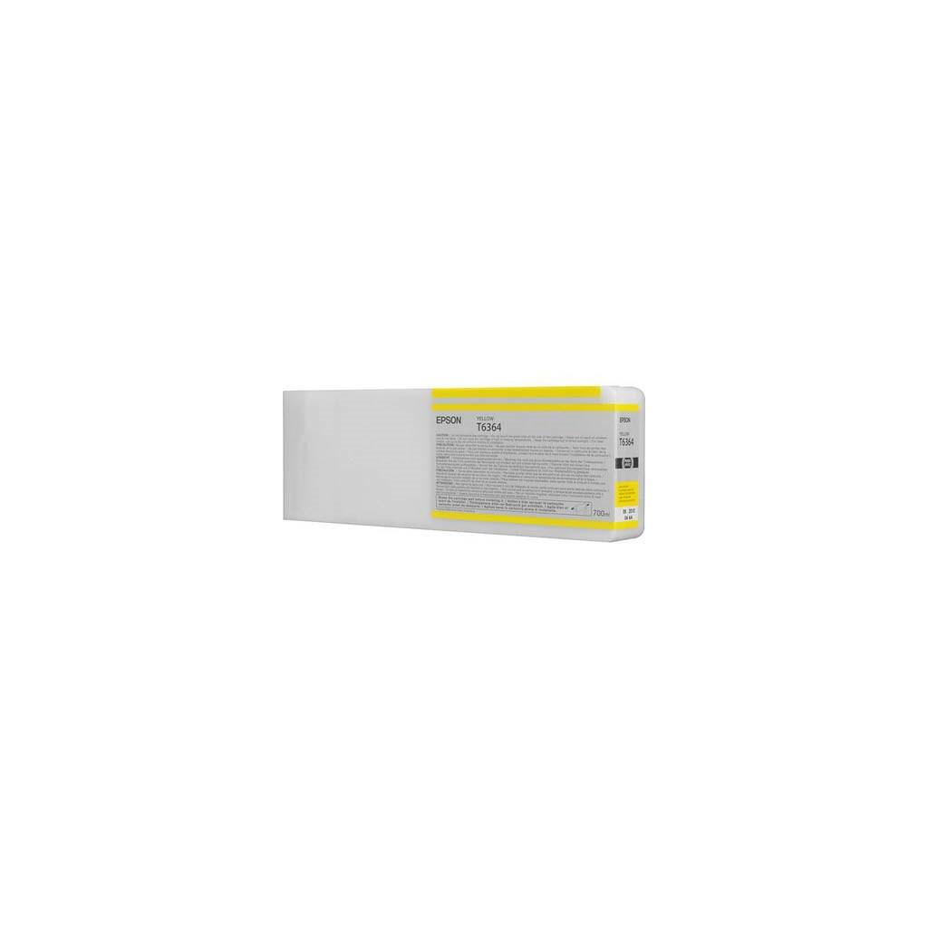 Картридж EPSON St Pro 7900/9900 yellow (C13T636400)