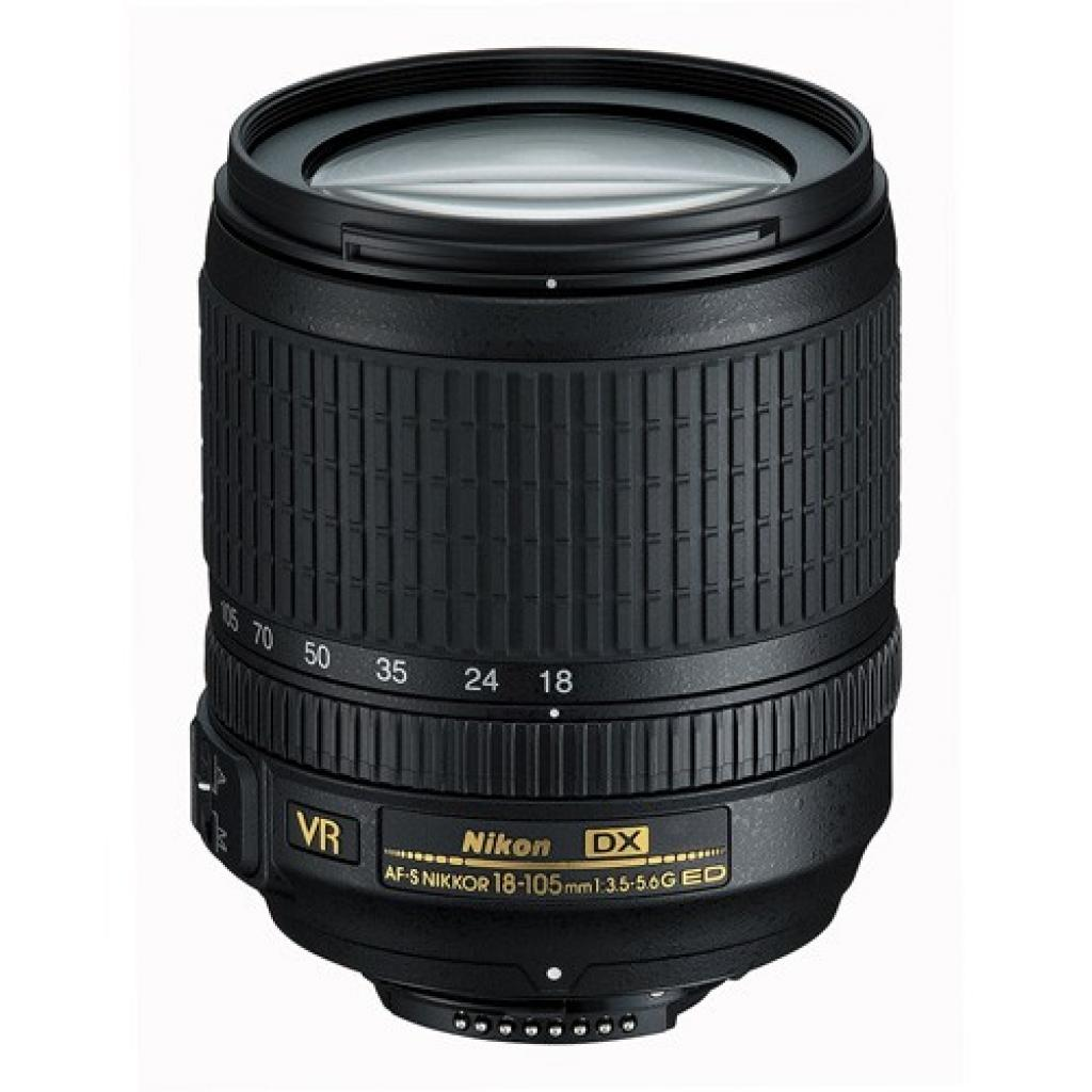 Объектив AF-S 18-105mm f/3.5-5.6G ED VR DX Nikon (JAA805DA) изображение 2