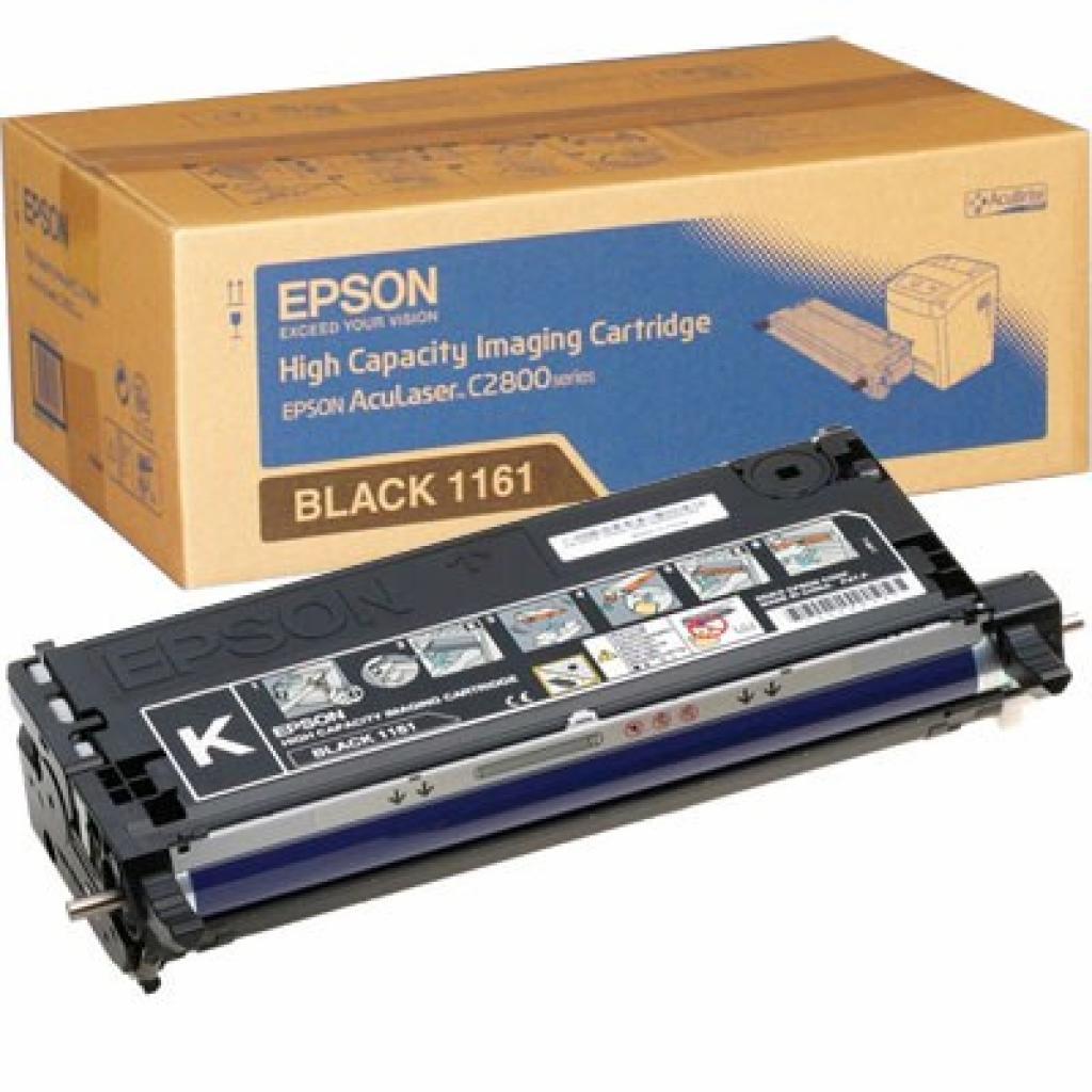 Картридж EPSON AcuLaser C2800 Black (C13S051161)