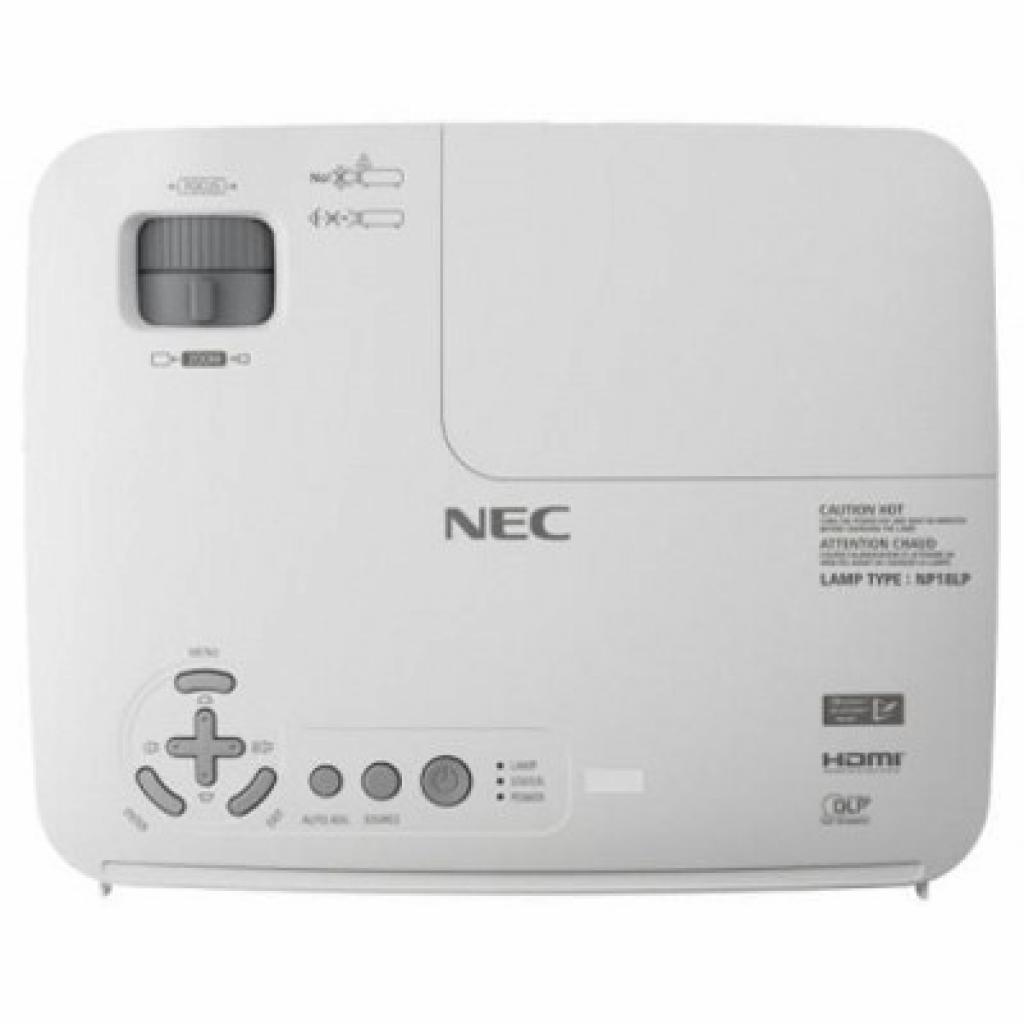 Проектор NEC V260XG (60003178) изображение 3