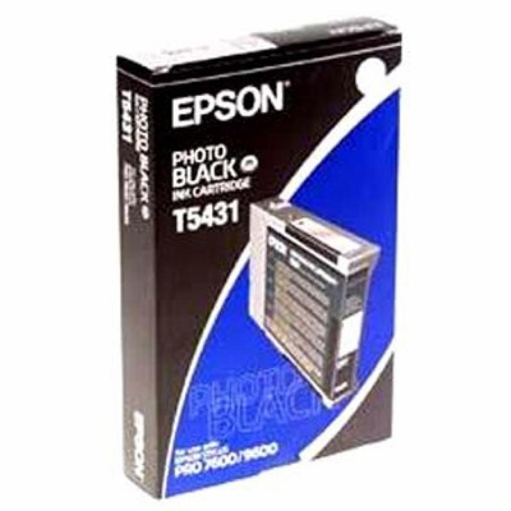 Картридж EPSON St Pro 4000/7600/9600 black (C13T543100)