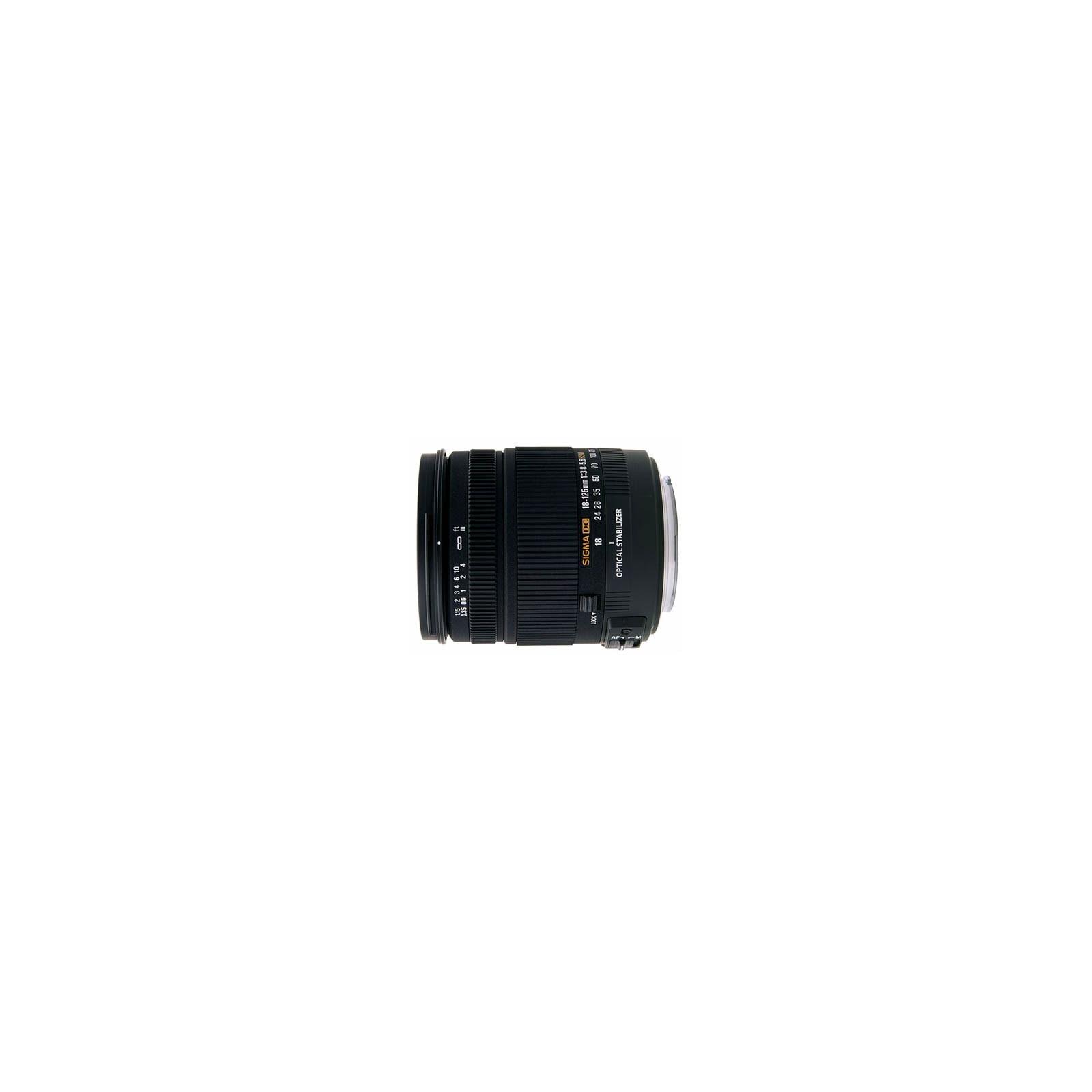 Объектив Sigma 18-125mm f/3.8-5.6 DC OS HSM for Nikon (853955)