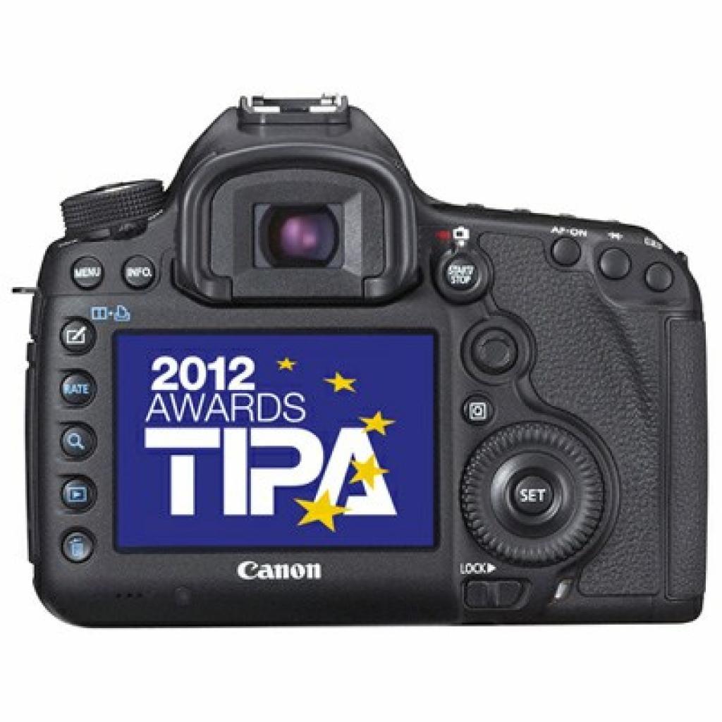 Цифровой фотоаппарат Canon EOS 5D Mark III + 24-105mm IS USM (5260B032) изображение 2