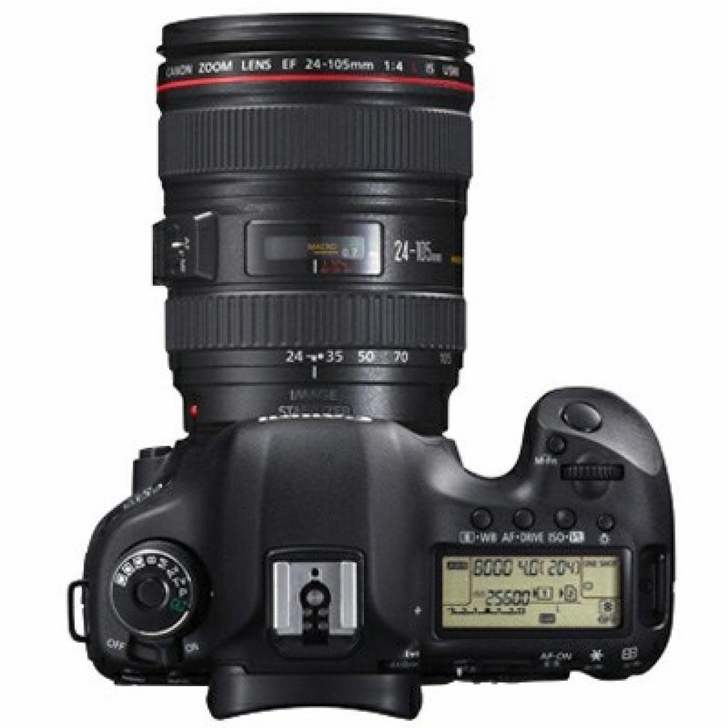 Цифровой фотоаппарат Canon EOS 5D Mark III + 24-105mm IS USM (5260B032) изображение 3