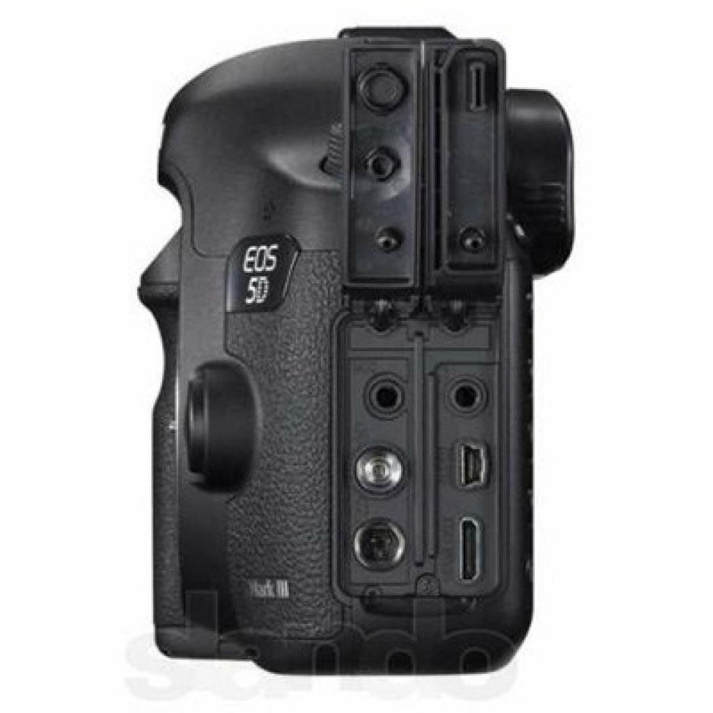 Цифровой фотоаппарат Canon EOS 5D Mark III + 24-105mm IS USM (5260B032) изображение 4