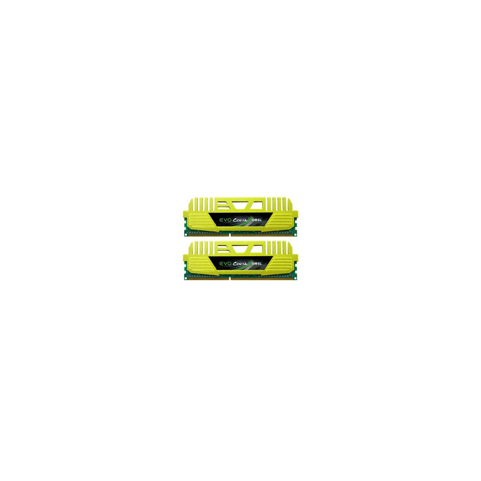 Модуль памяти для компьютера DDR3 16GB (2x8GB) 1600 MHz GEIL (GOC316GB1600C9DC)