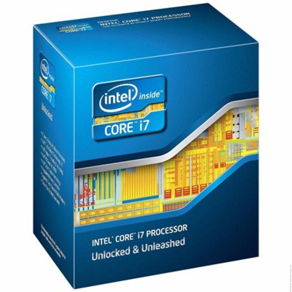 Процессор INTEL Core™ i7 3770S (BX80637I73770S)