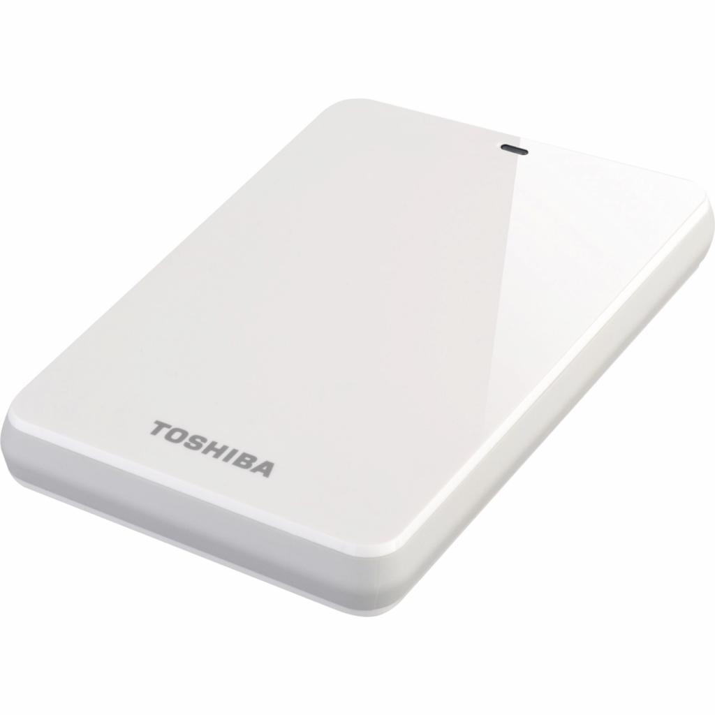 """Внешний жесткий диск 2.5"""" 500GB TOSHIBA (HDTC605EW3A1)"""