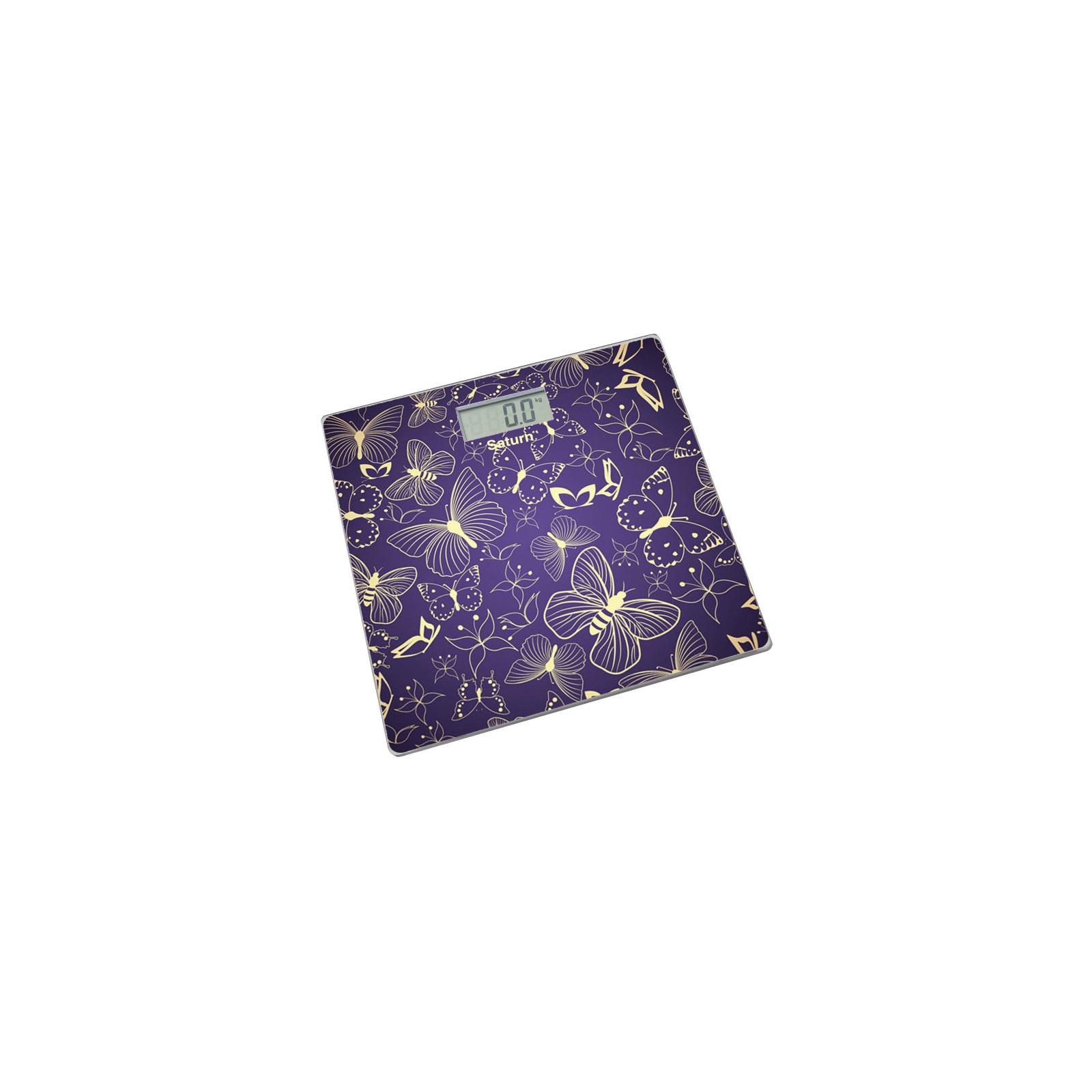 Весы напольные SATURN ST-PS0282 Butterfly