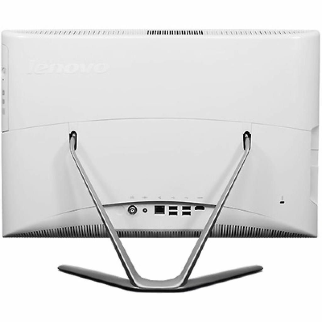 Компьютер Lenovo IdeaCentre C540 White (57316015 / 57-316015) изображение 2