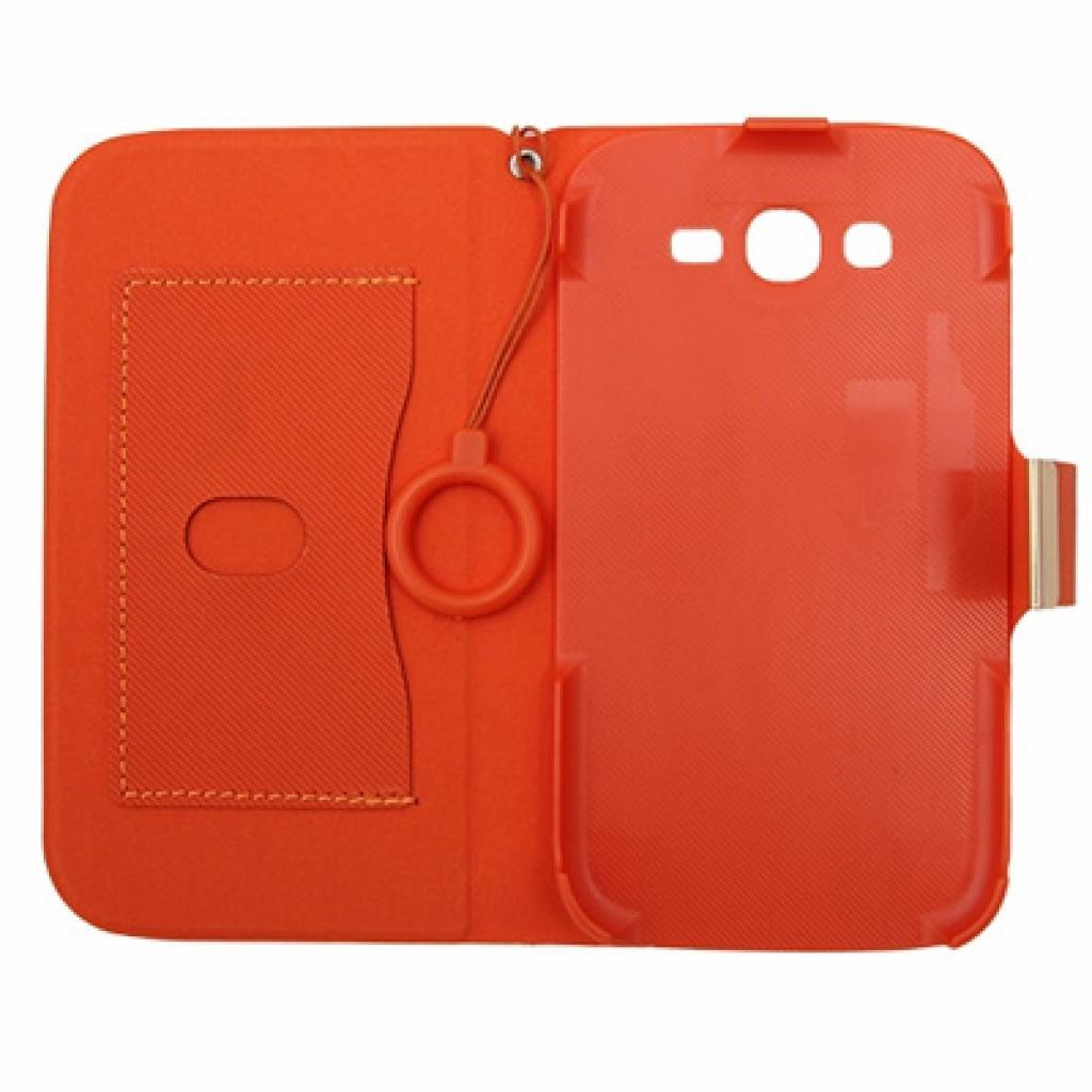 Чехол для моб. телефона Drobak для Samsung I9082 Galaxy Grand Duos /Especial Style/Orange (216019) изображение 2